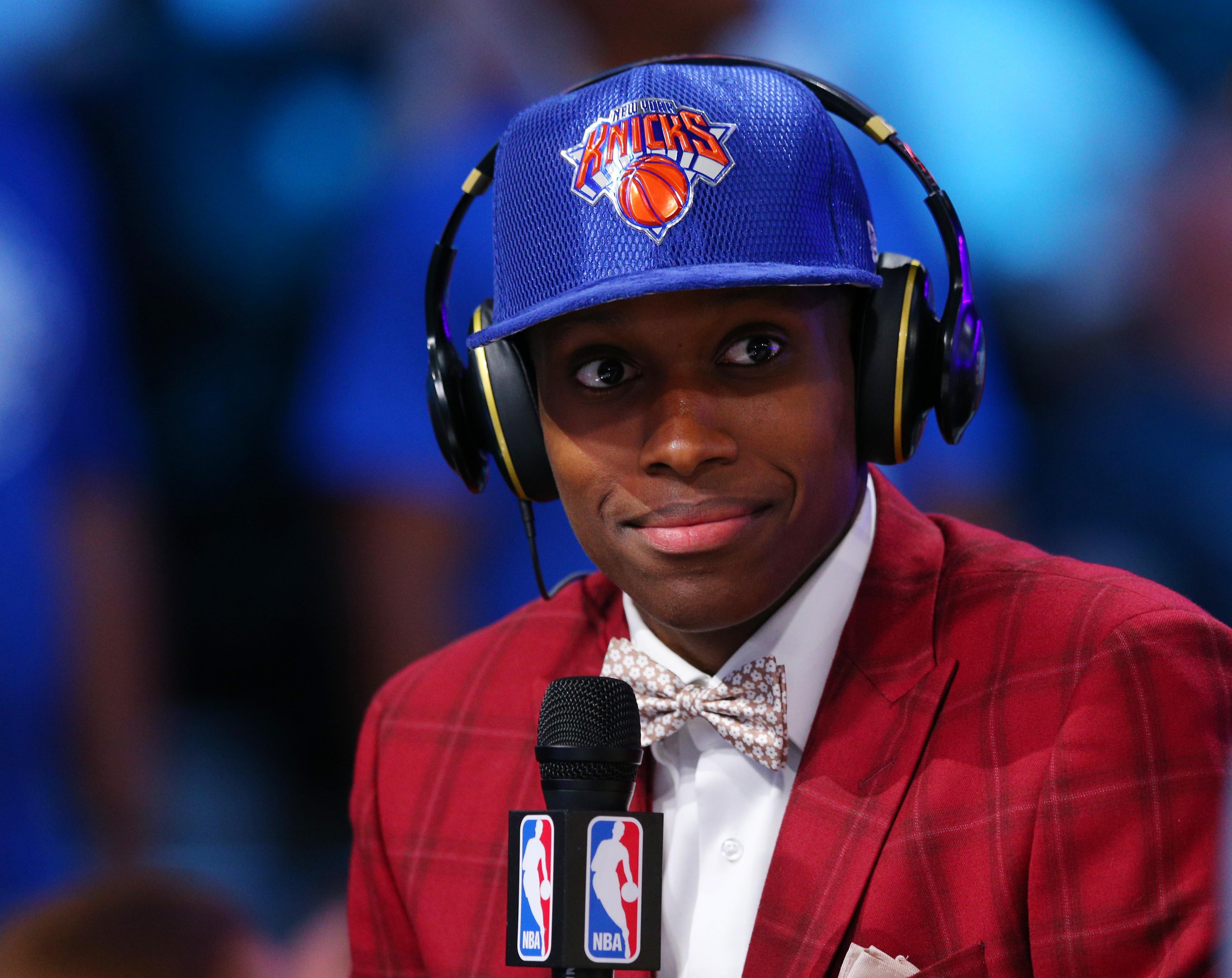 Basket - NBA - Ntilikina : «Mon rêve NBA devient réalité»