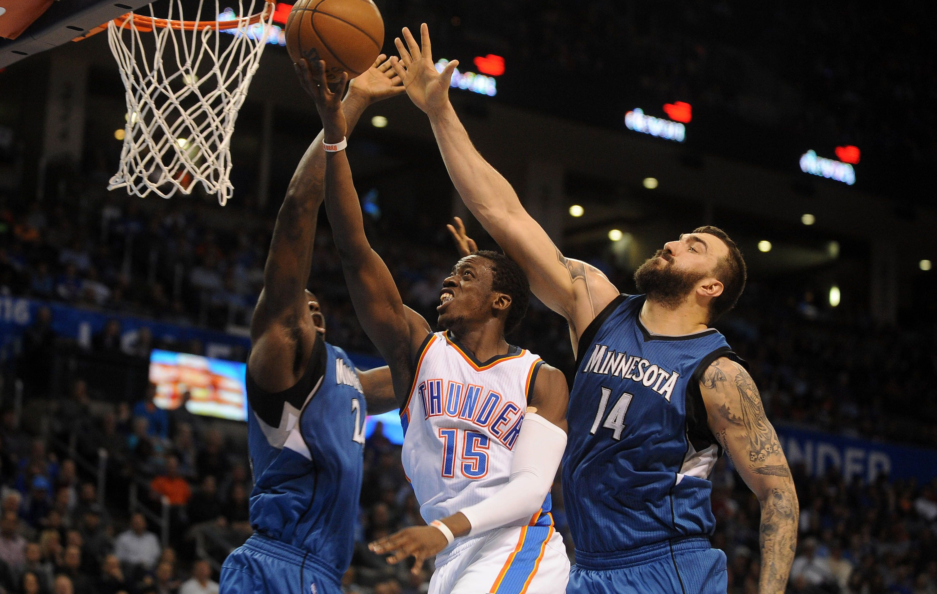 Basket - NBA - Oklahoma City l'emporte sans Durant