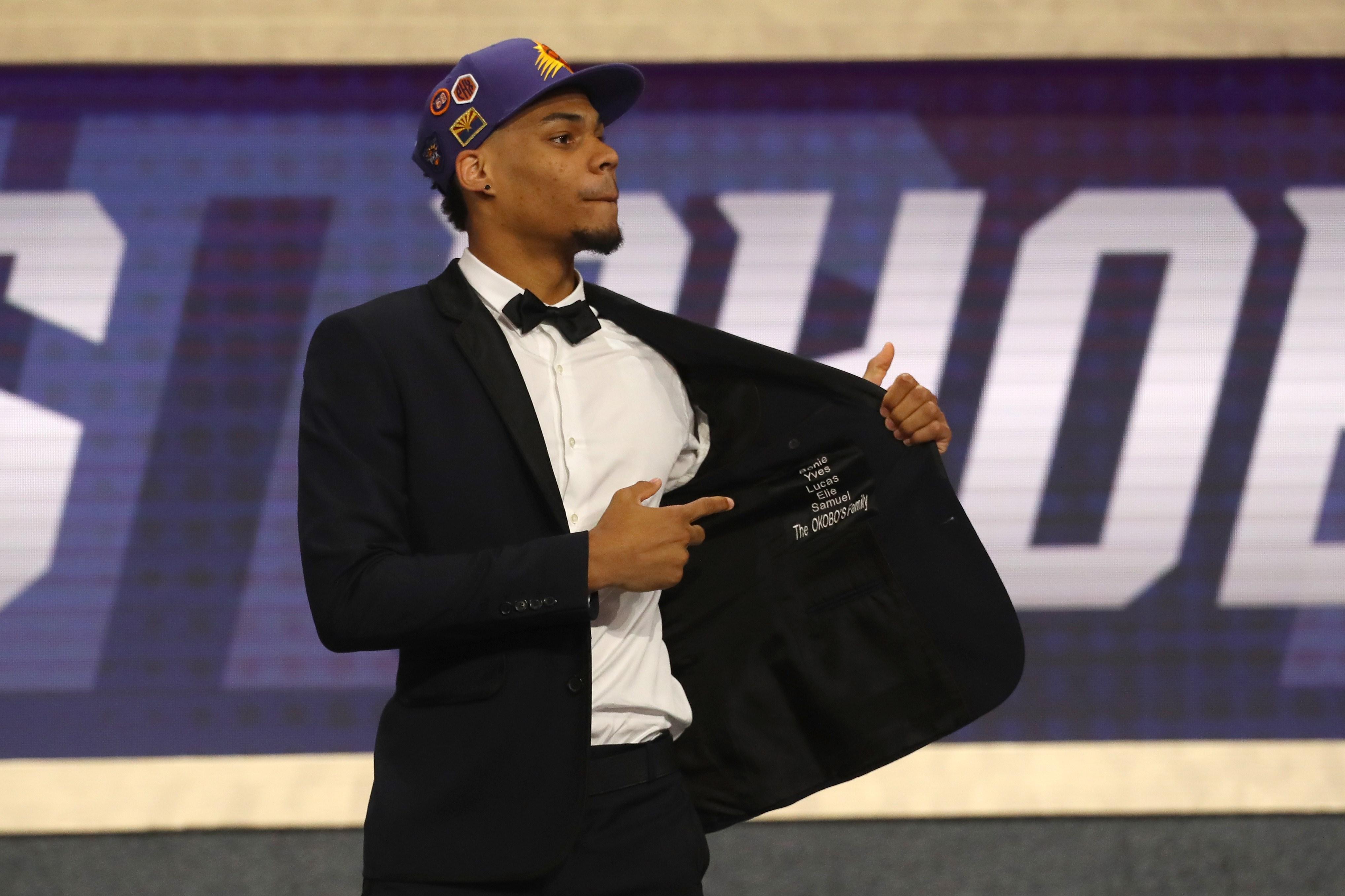 Basket - NBA - Okobo après sa sélection à la Draft NBA : «Je ne réalise pas encore vraiment ce qu'il m'arrive»