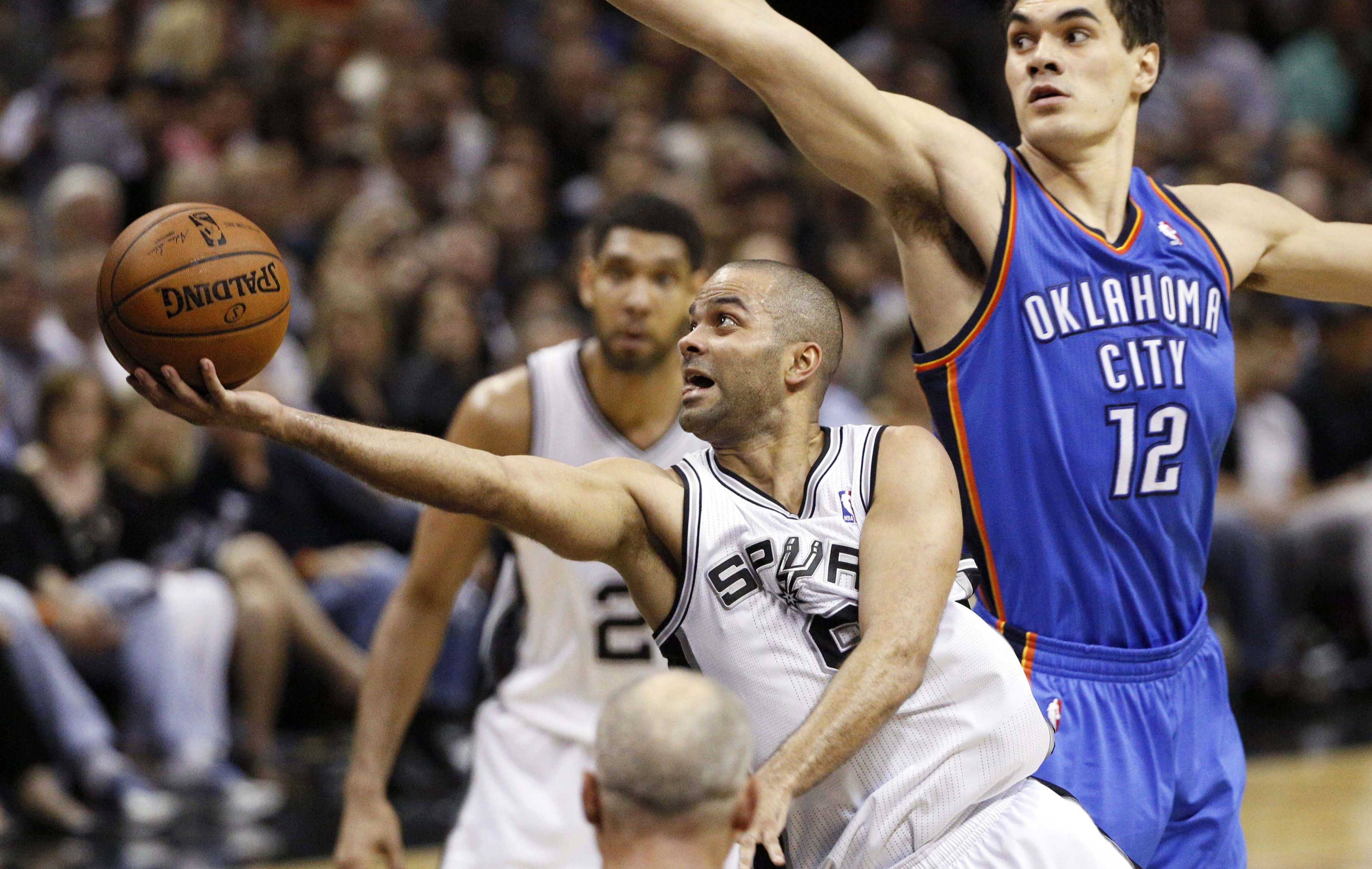 Basket - NBA - Parker, Diaw et les Spurs en d�monstration