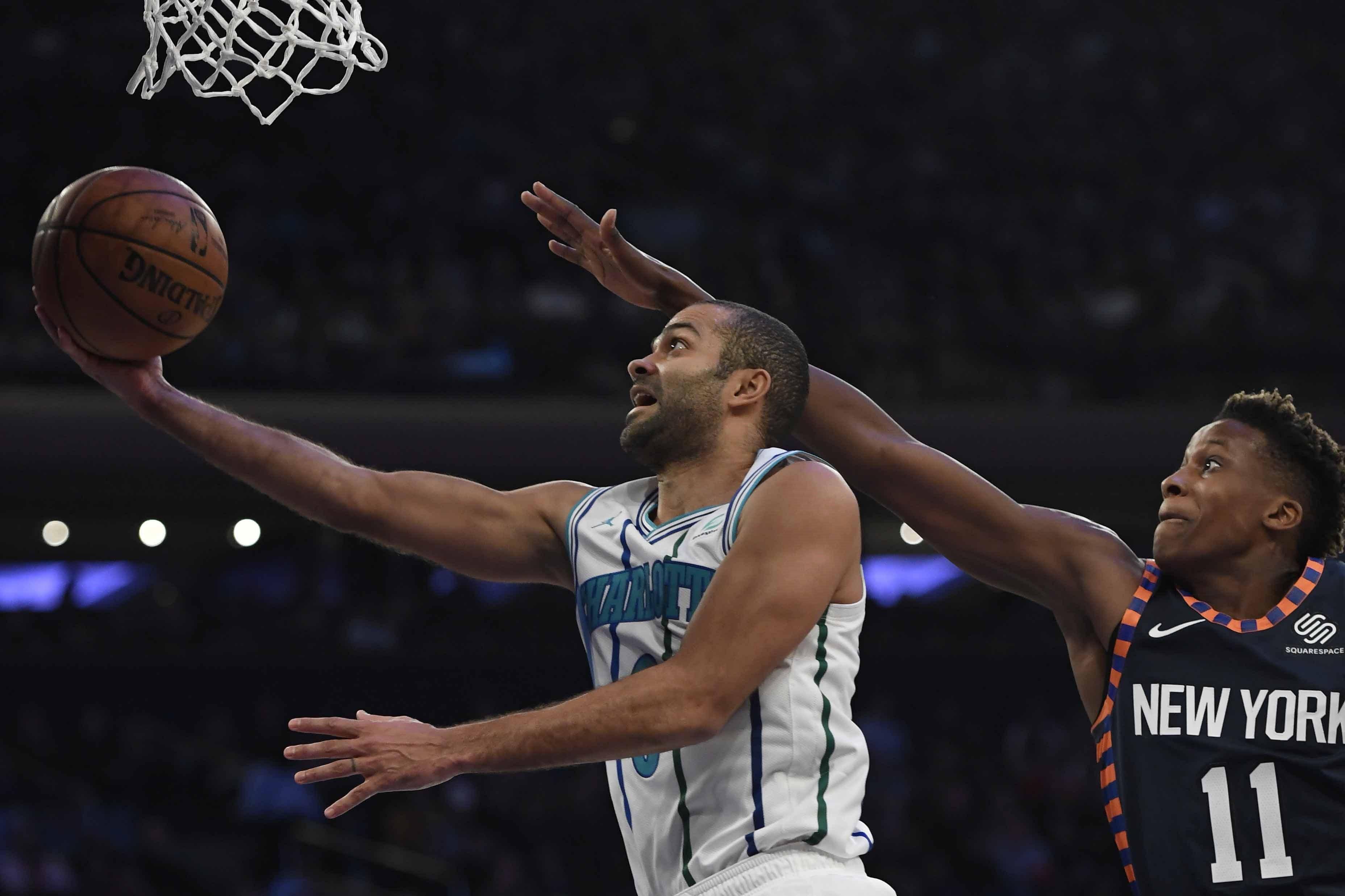 Basket - NBA - Parker : «J'ai l'impression d'avoir une nouvelle jeunesse»