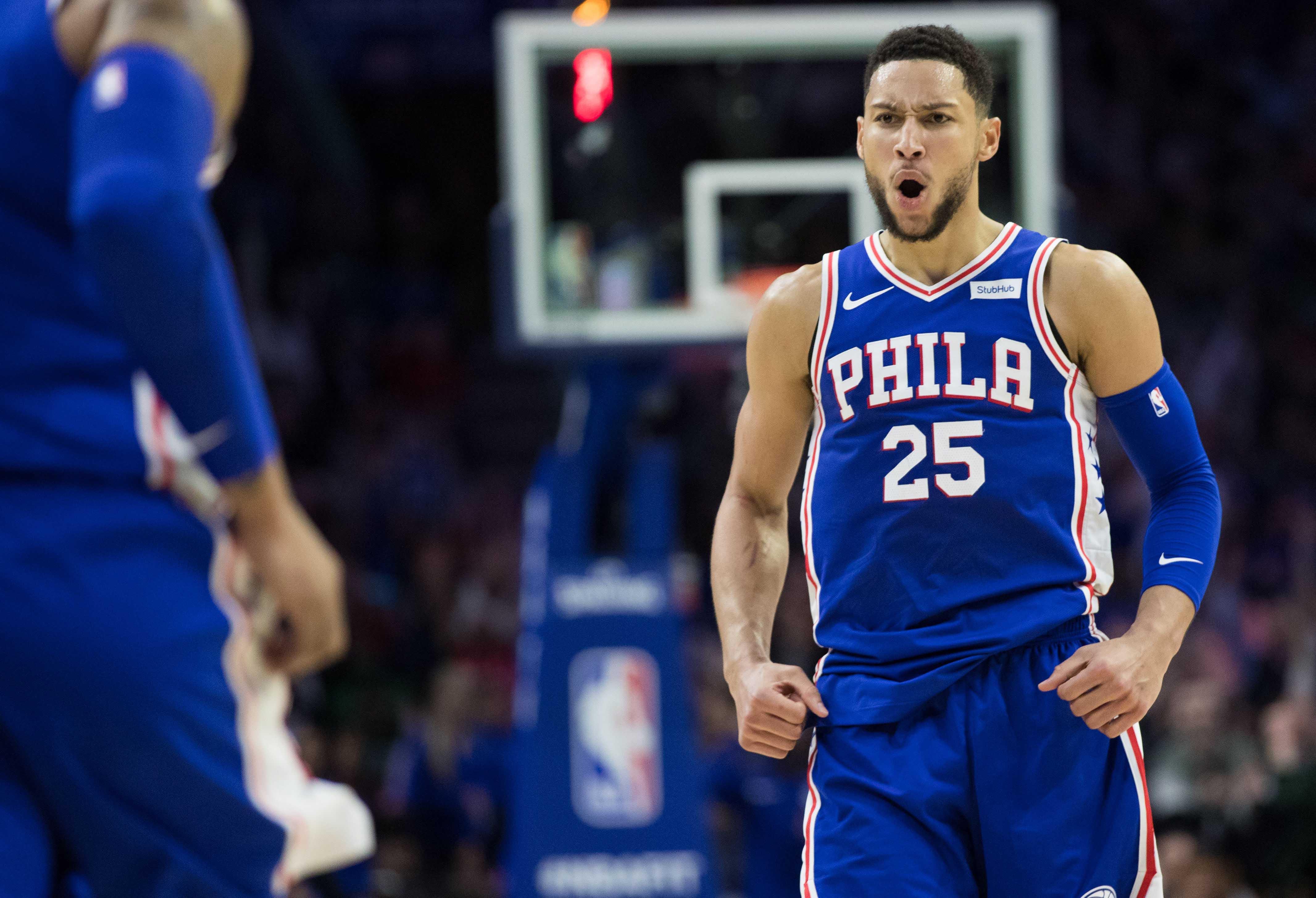 Basket - NBA - Philadelphie grimpe à l'Est, Oklahoma City s'effondre à l'Ouest