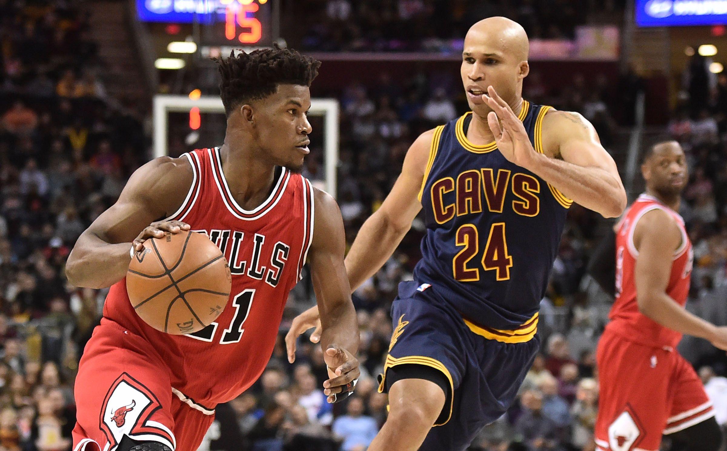 Basket - NBA - Pour rivaliser avec Golden State, Cleveland vise Jimmy Butler