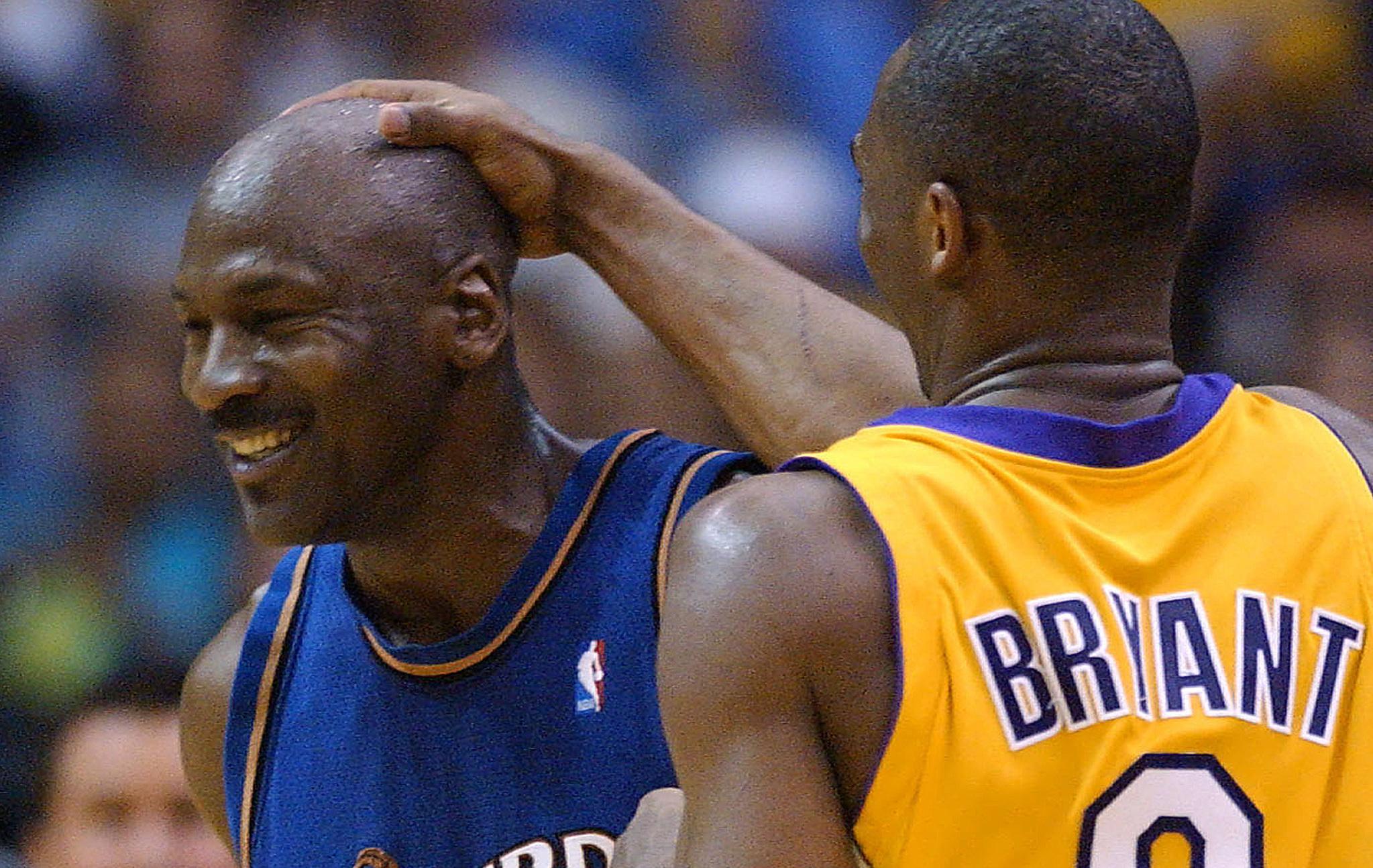 Basket - NBA - Quand Bryant voulait rejoindre Jordan � Washington