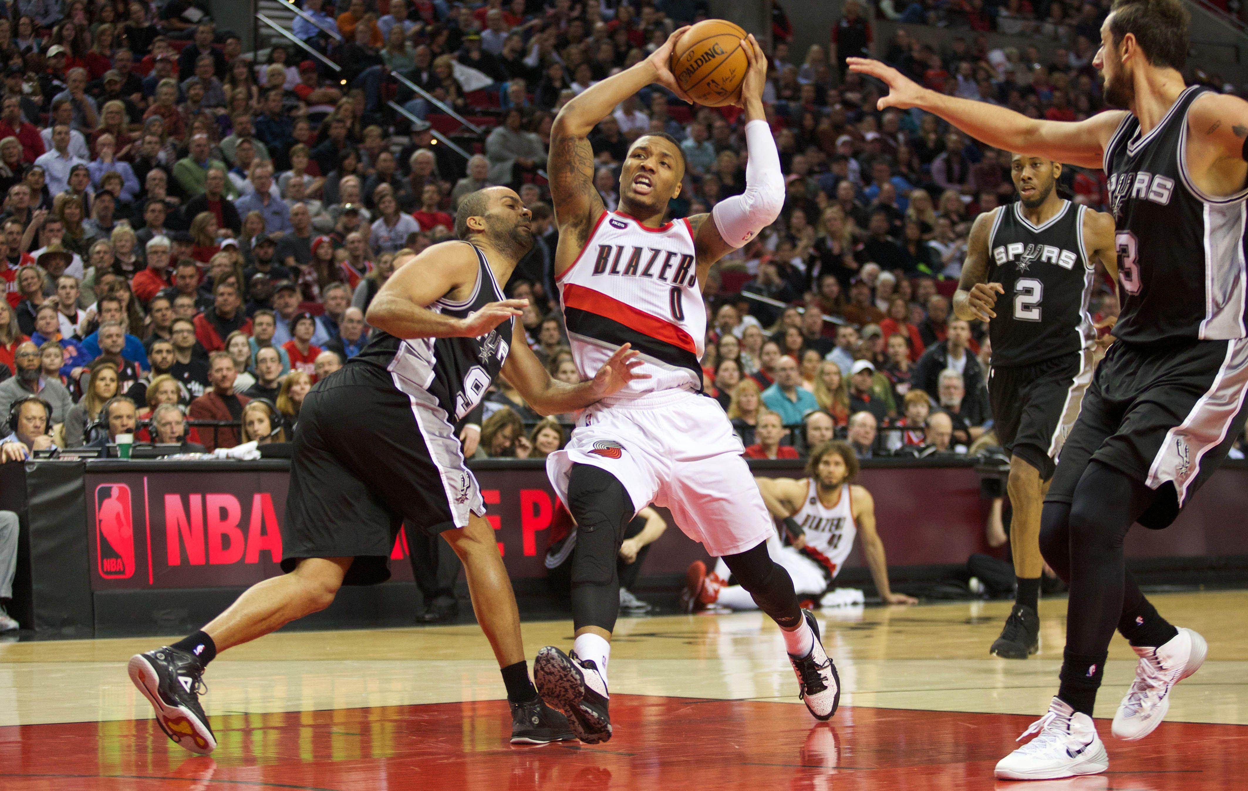 Basket - NBA - Quatri�me d�faite de rang pour des Spurs en plein doute