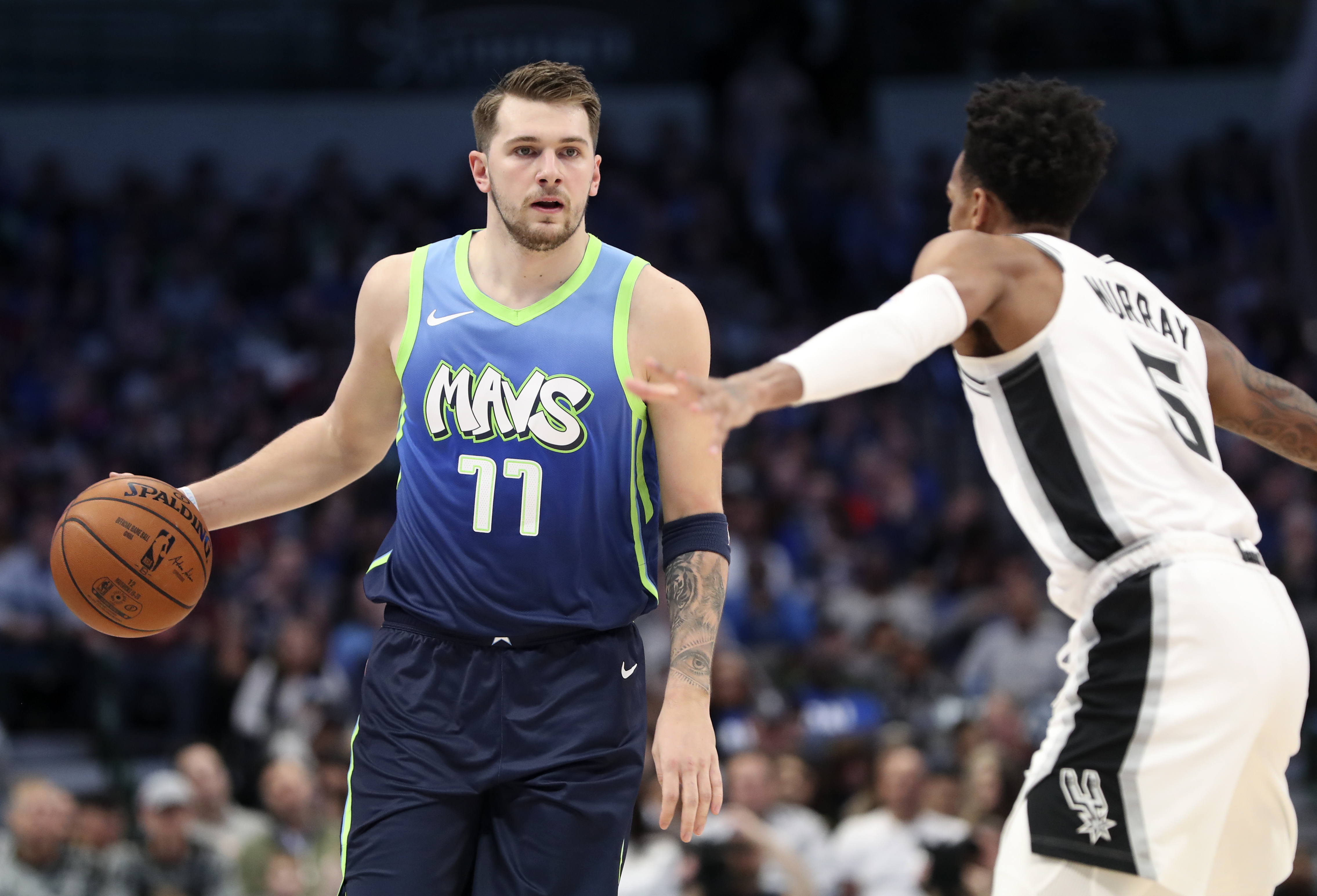 Basket - NBA - Retour gagnant pour Luka Doncic avec Dallas