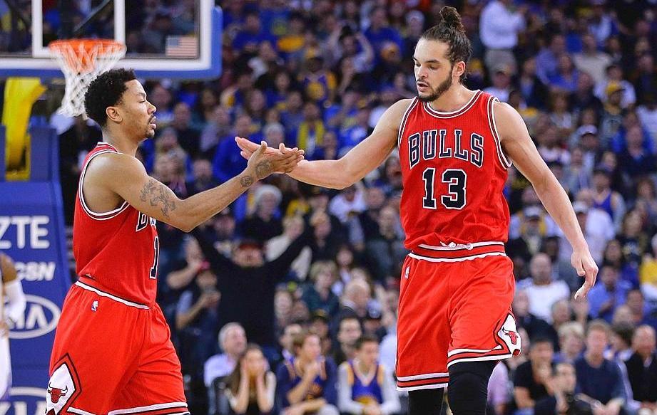 Basket - NBA - Rose, Noah et les Bulls stoppent les Warriors