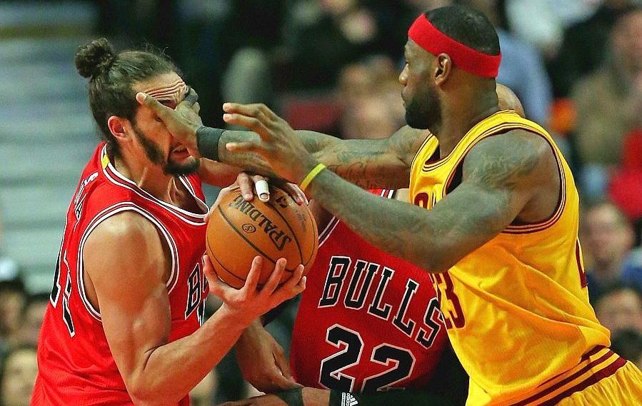 Basket - NBA - Rose vintage, Noah dominant, Chicago encha�ne