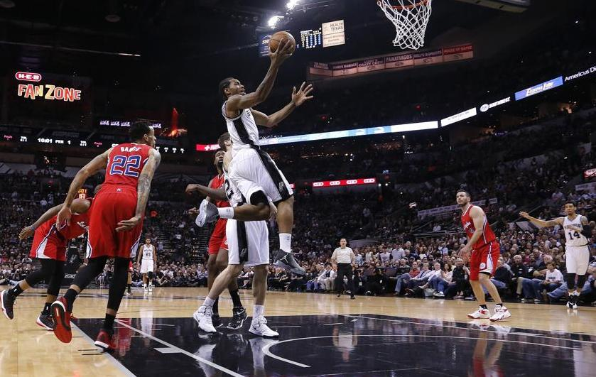 Basket - NBA - San Antonio d�truit les Clippers