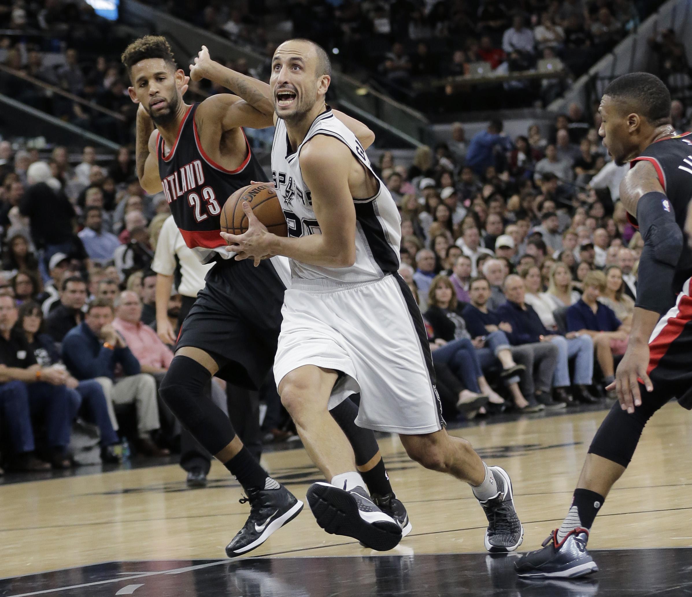Basket - NBA - San Antonio encha�ne, Houston inqui�te