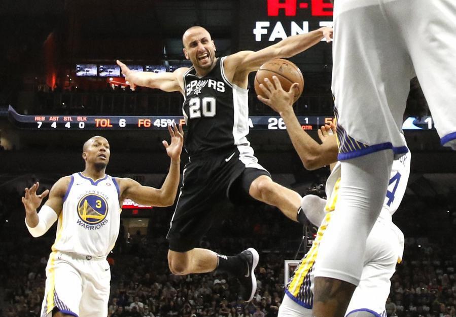 Basket - NBA - San Antonio sauve l'honneur, Cleveland sauvé par LeBron James