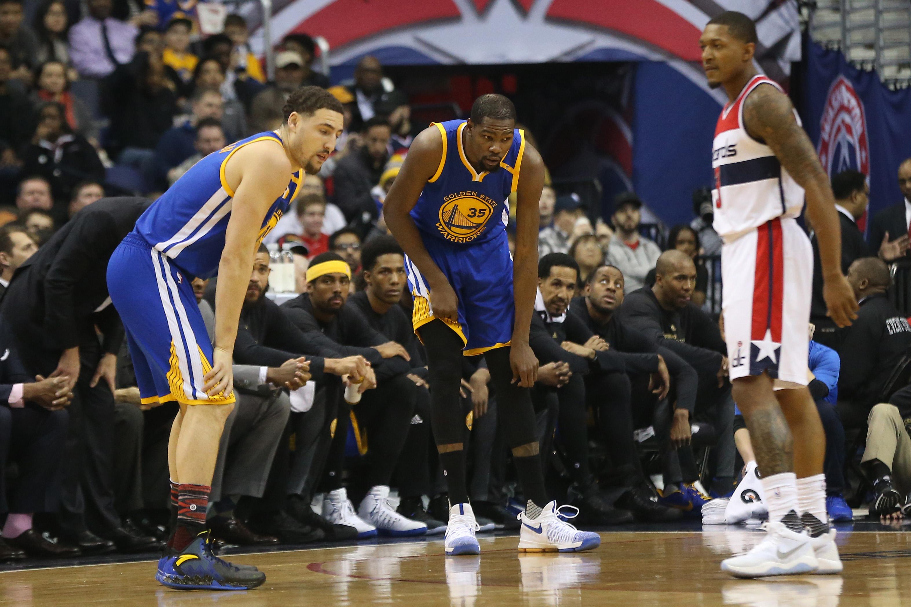 Basket - NBA - Sauf catastrophe, Durant devrait être apte pour les play-offs