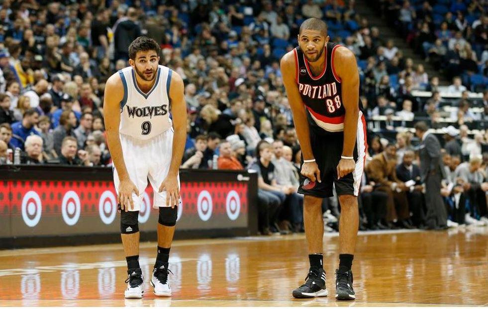 Basket - NBA - Soupe � la grimace pour Atlanta et Portland
