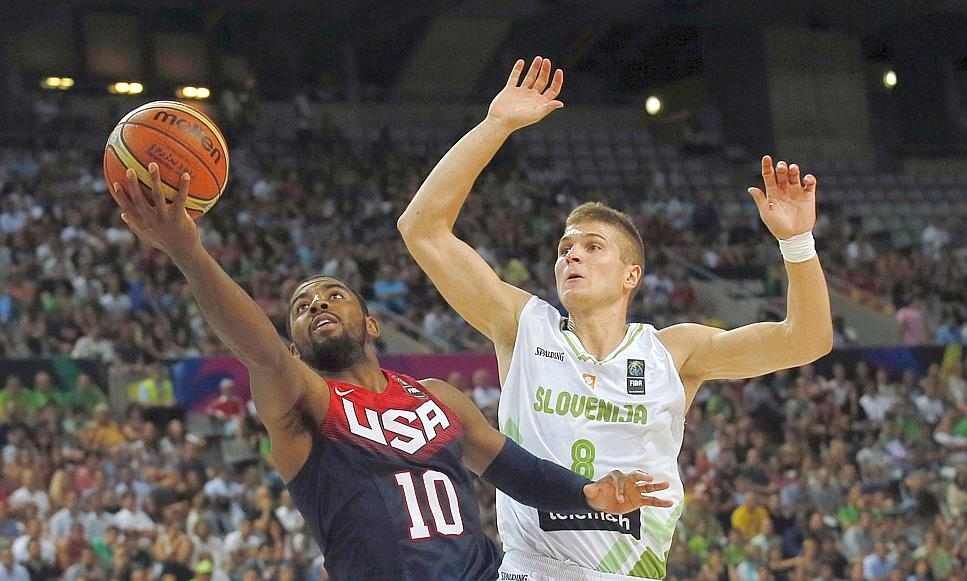 Basket - NBA - Team USA sans piti� avec la Slov�nie