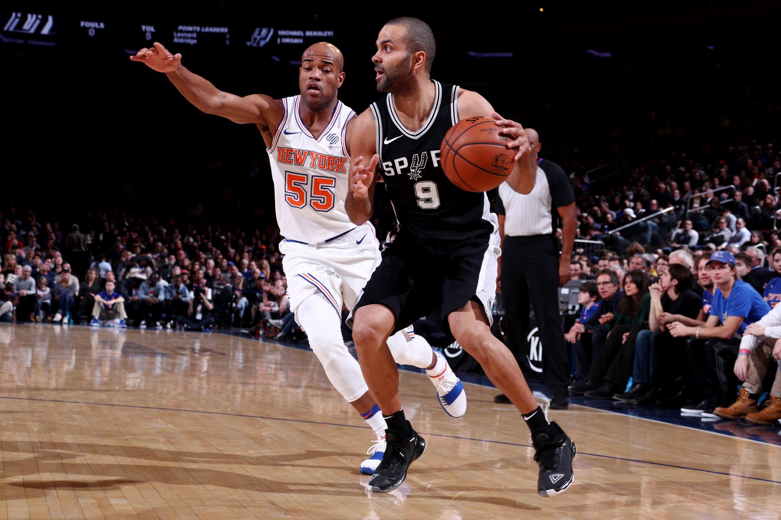 Basket - NBA - Tony Parker, le jour de gloire à San Antonio