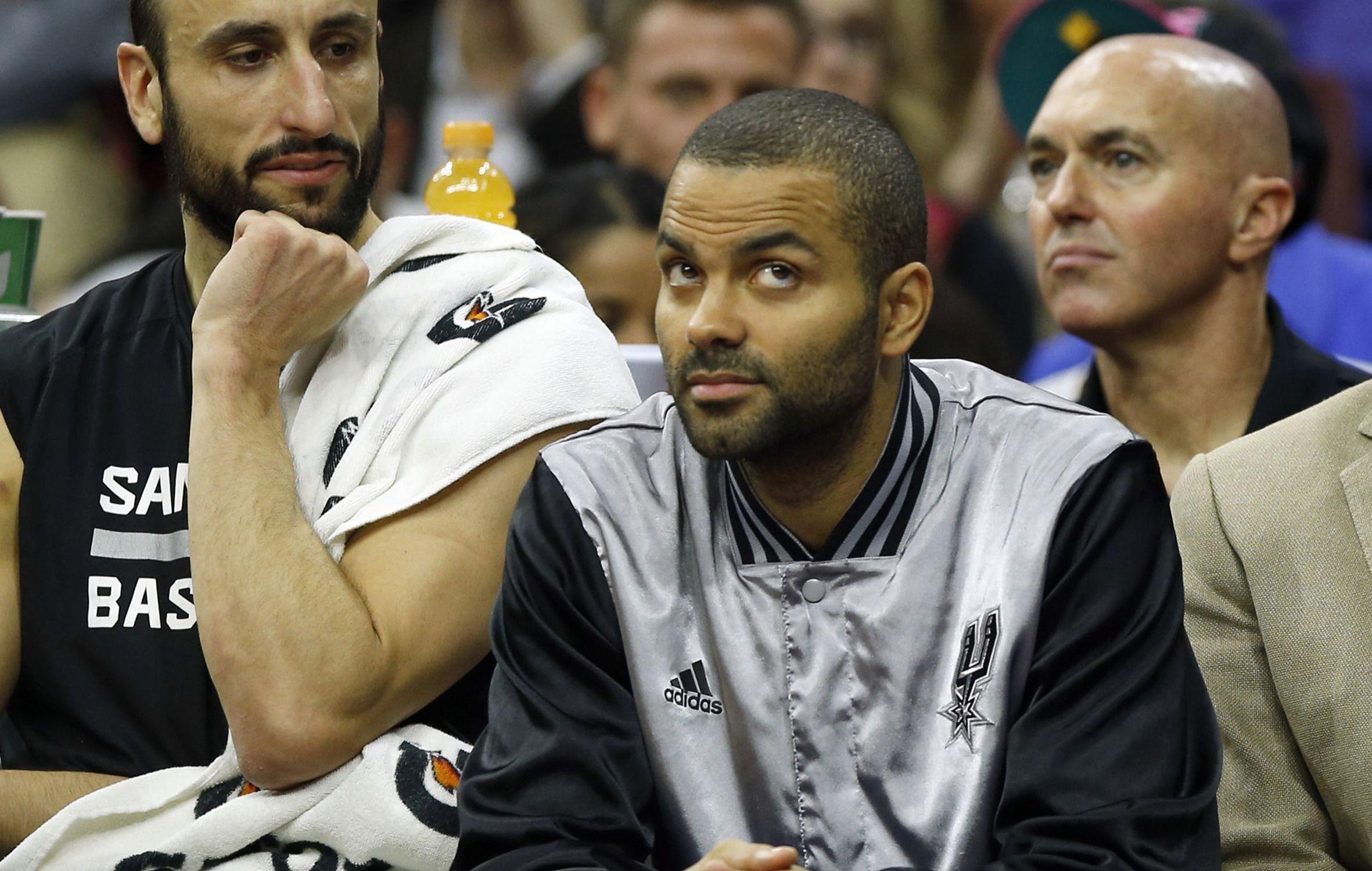 Basket - NBA - Tony Parker m�connaissable, les Spurs loin du compte