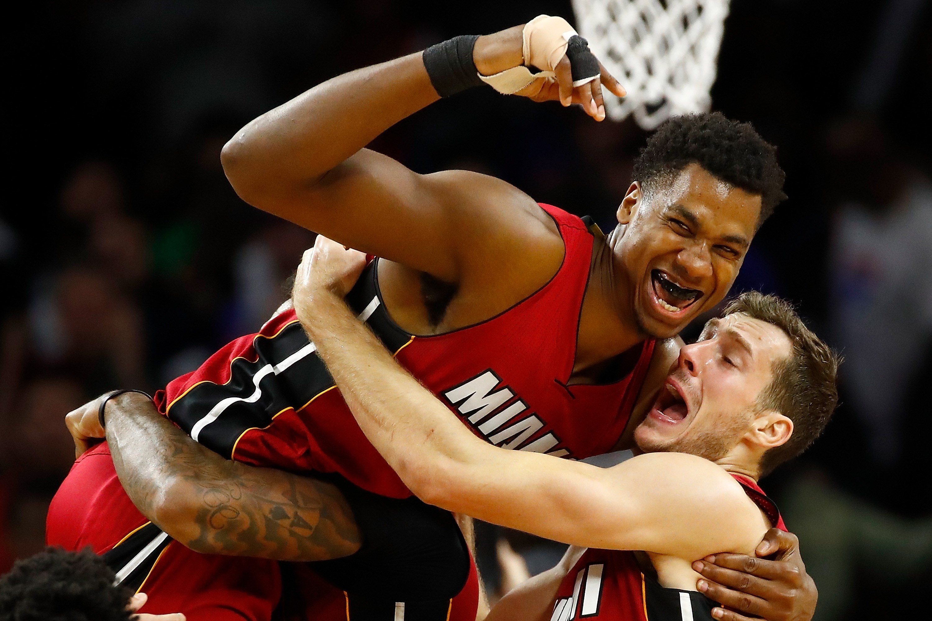 Basket - NBA - Top 10 de la nuit : Whiteside délivre Miami au buzzer