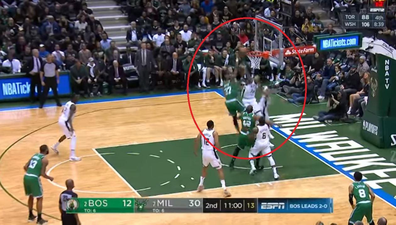 Basket - NBA - Top 10 : Mahinmi infranchissable, Antetokounmpo dans tous les (bons) coups