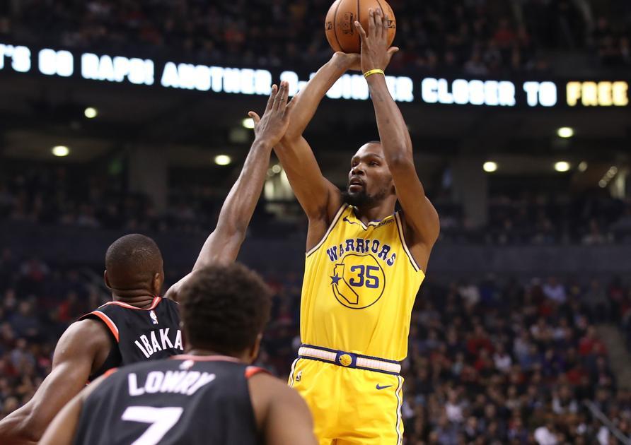 Basket - NBA - Top 5 de la nuit : le shoot génial de Durant