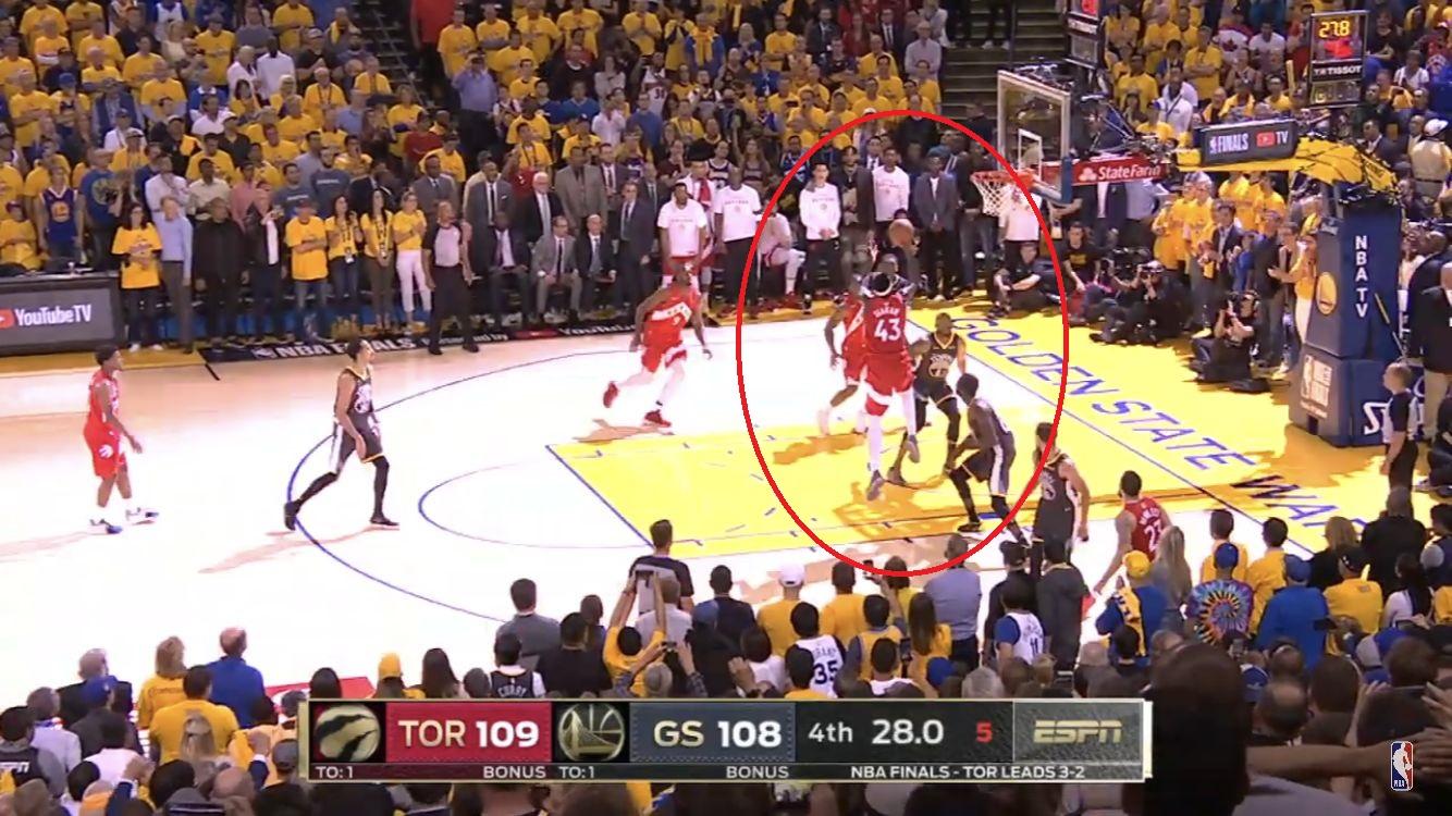 Basket - NBA - Top 5 : Siakam met le couvercle pour le titre des Raptors