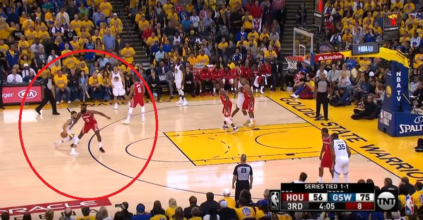 Basket - NBA - Top 5 : Stephen Curry sans respect pour James Harden (vidéo)