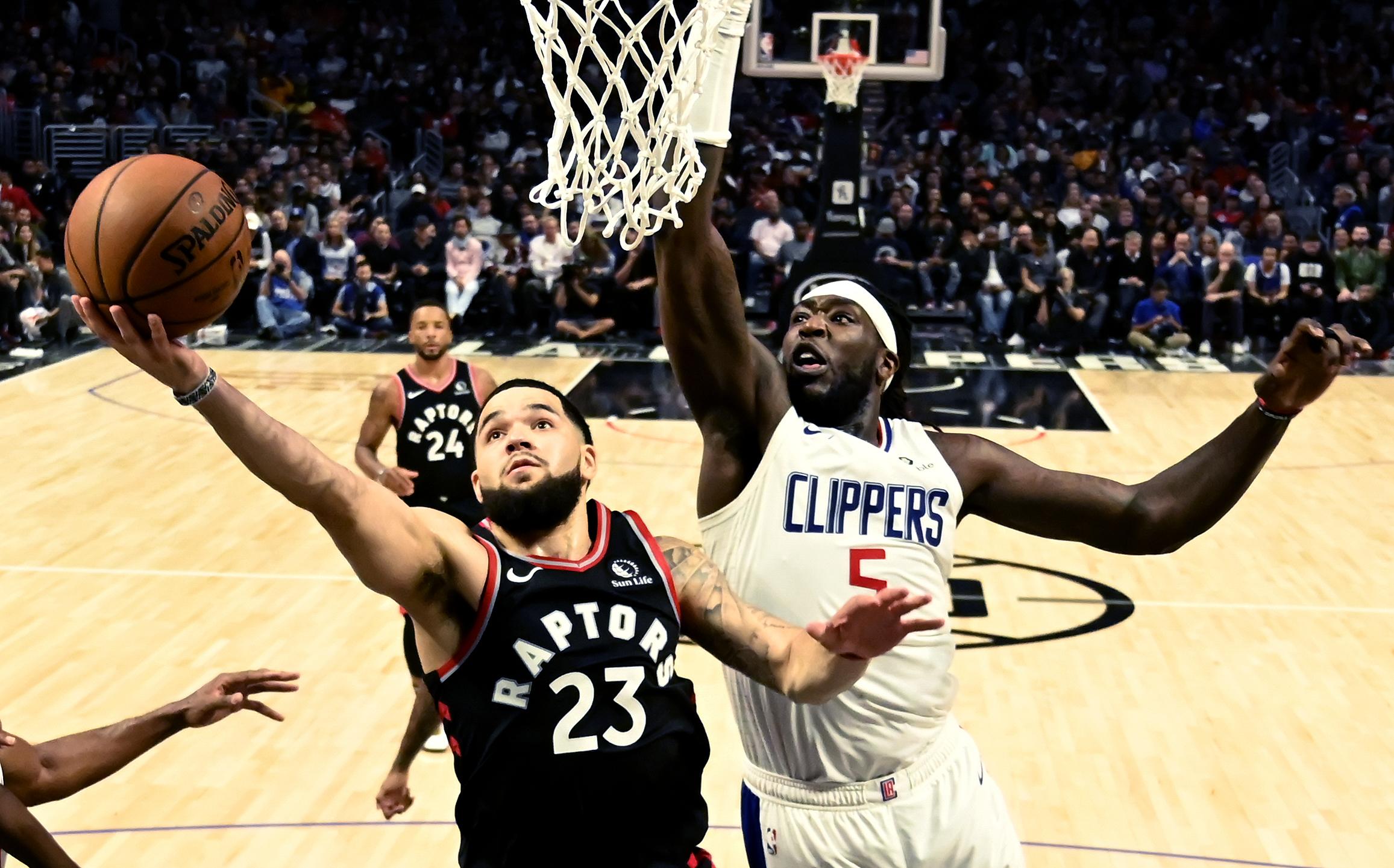 Basket - NBA - Toronto continue de briller, Bucks et Lakers en vitesse de croisière
