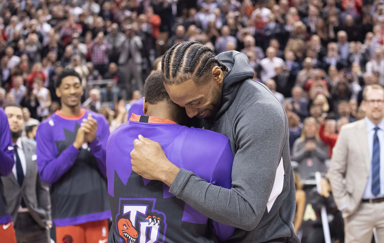 Basket - NBA - Toronto offre sa bague à Leonard, qui fait gagner les Clippers