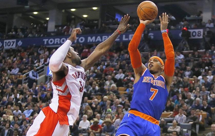 Basket - NBA - Toronto peut voir venir