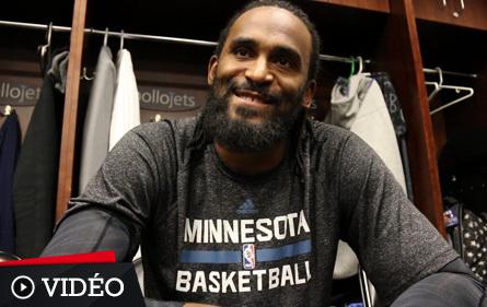 Basket - NBA - Turiaf : �J'ai encore de la ferraille dans le coeur�