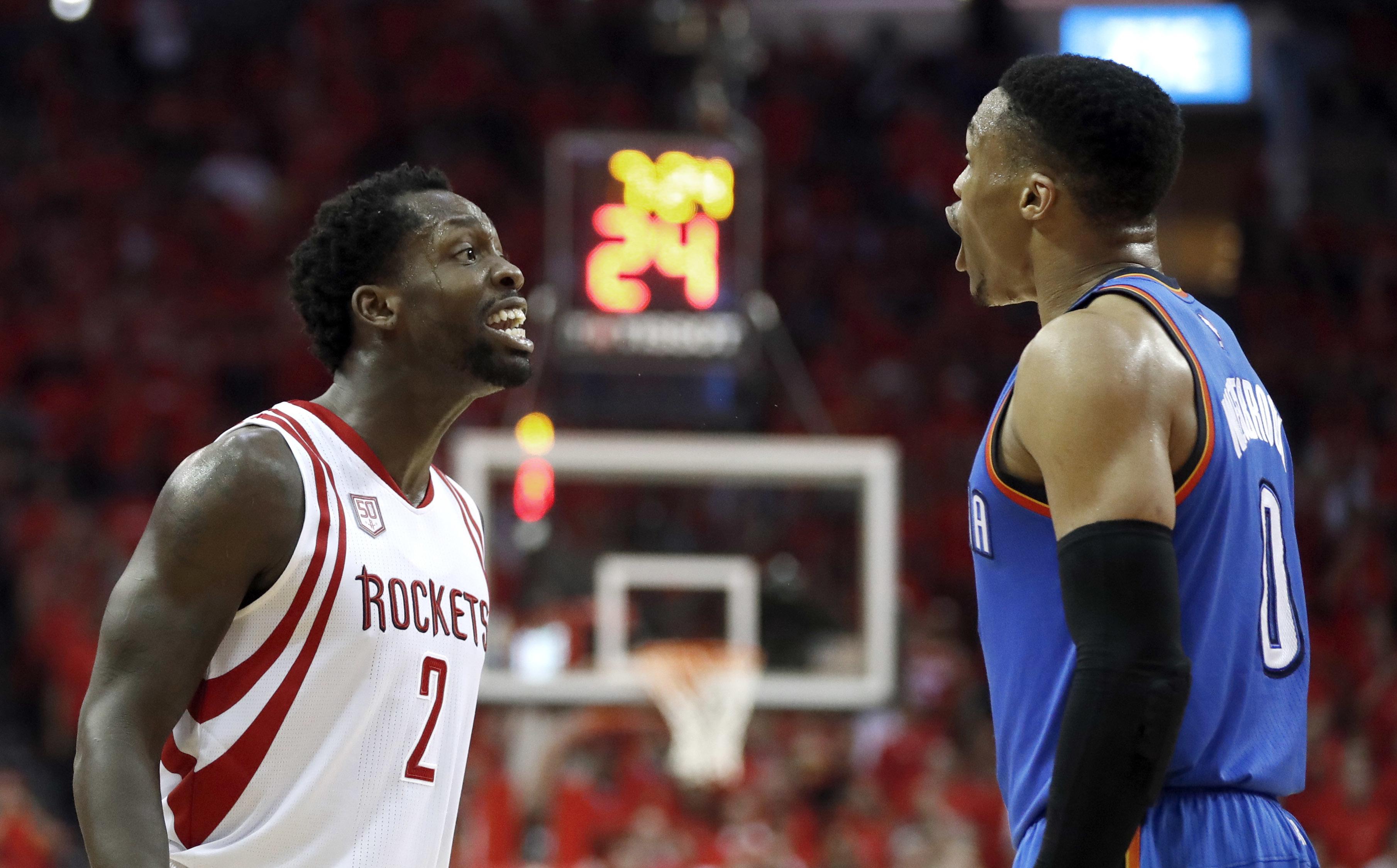 Basket - NBA - Westbrook et Oklahoma sortis par Houston, San Antonio l'emporte