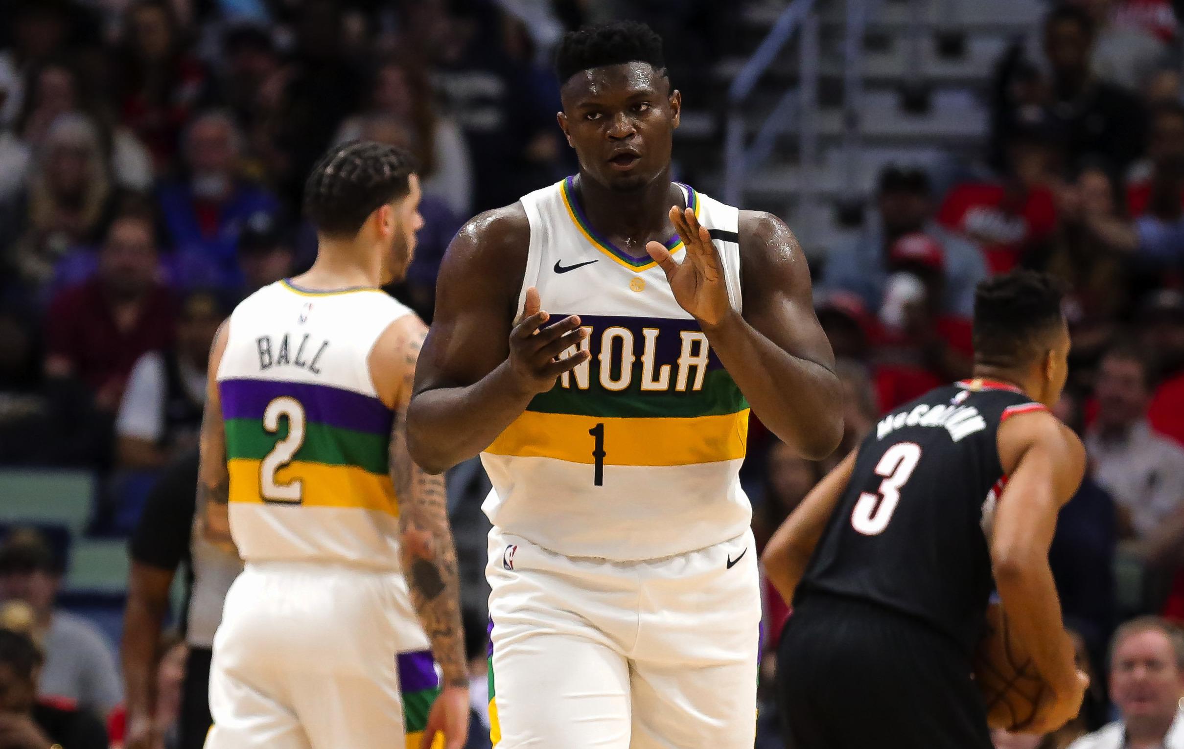 Basket - NBA - Zion Williamson cartonne, Philadelphie souverain à domicile