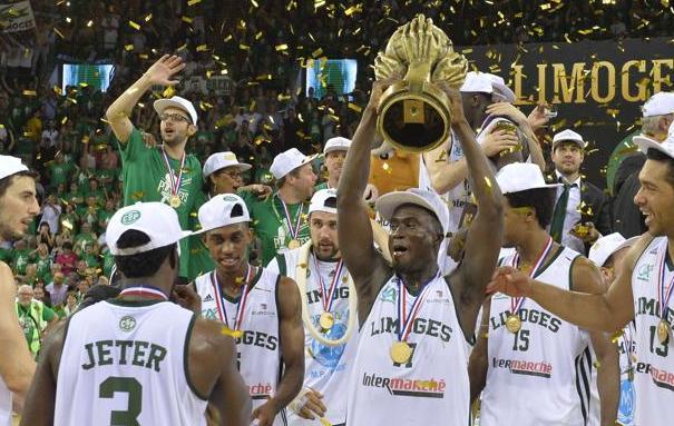 Basket - Pro A - Amagou : �Un sc�nario hollywoodien�