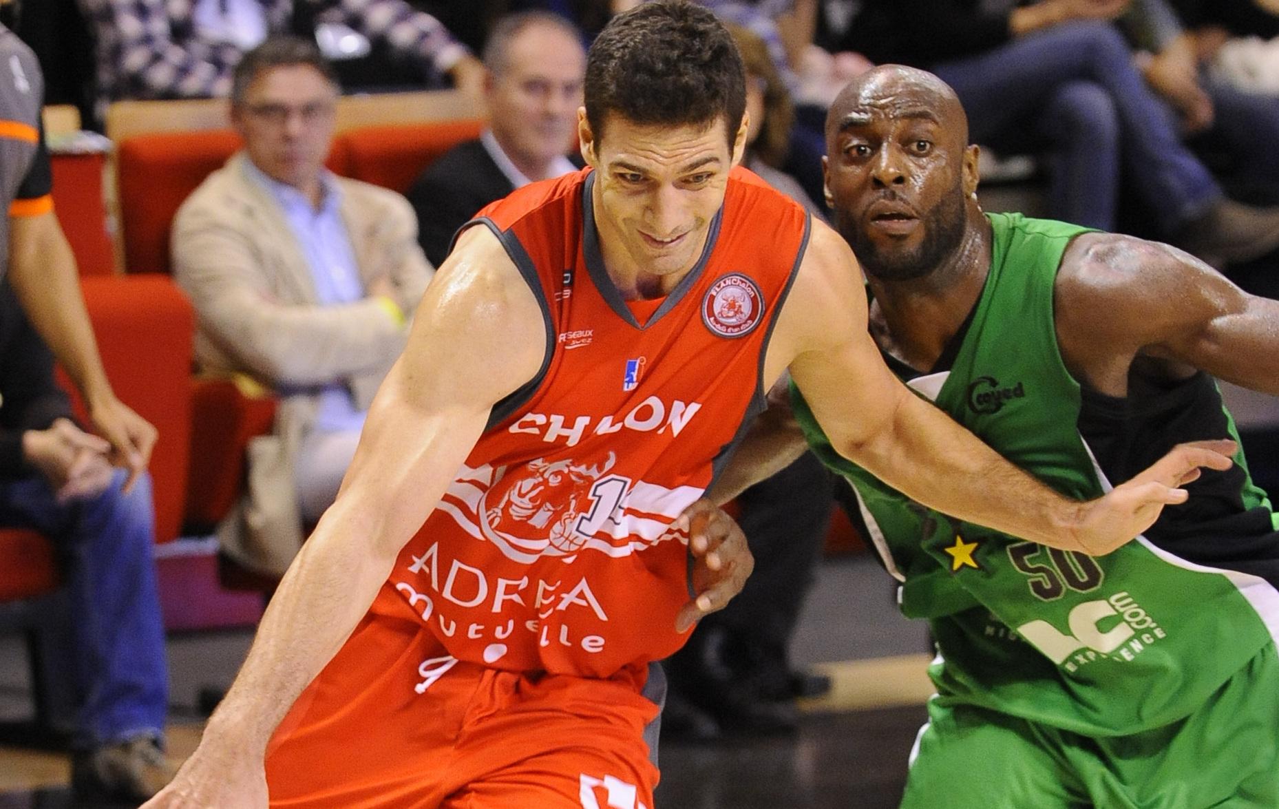 Basket - Pro A - Chalon renverse Le Havre sur le fil
