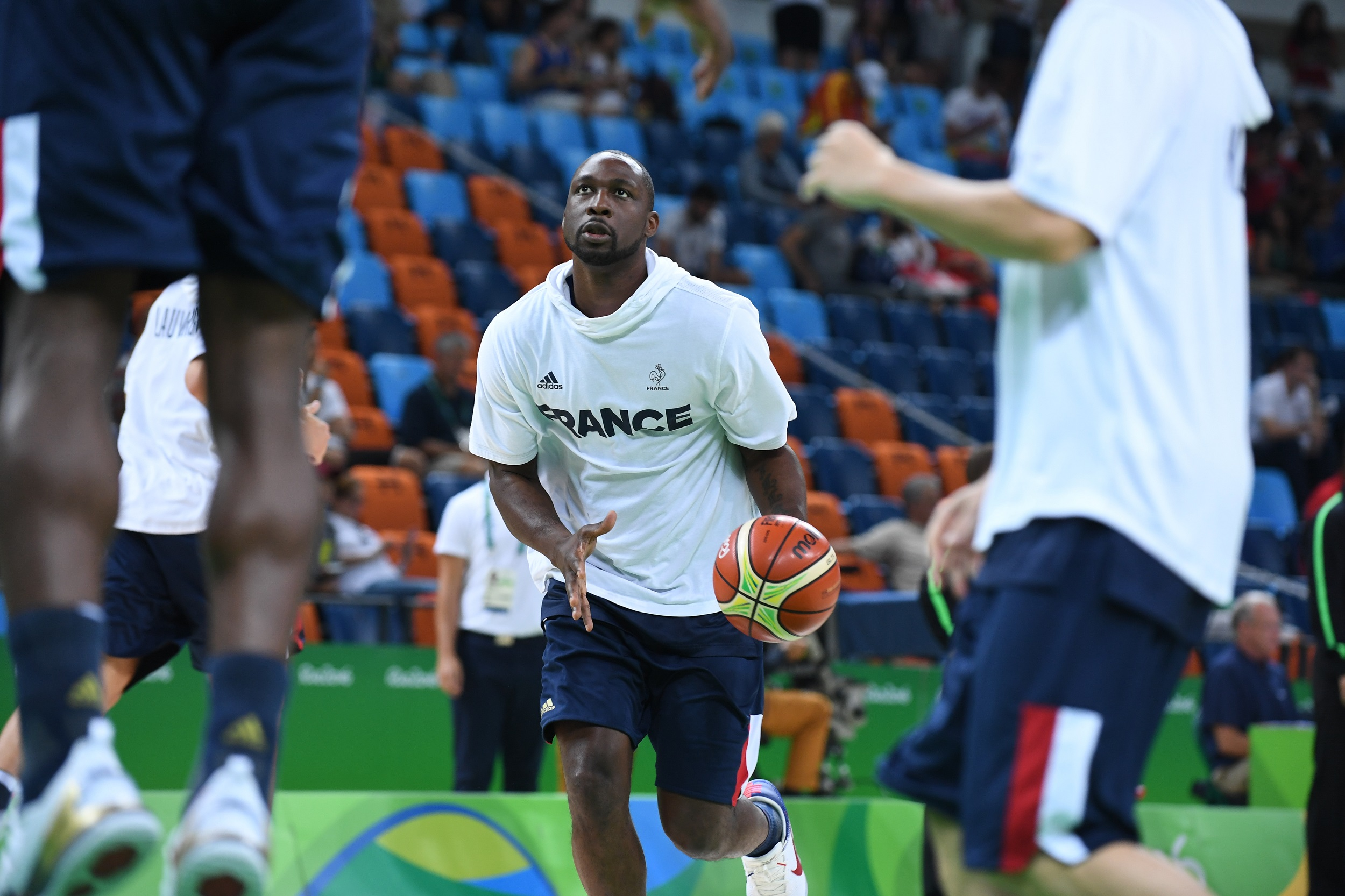 Basket - Pro A - Florent Piétrus débarque à Gravelines-Dunkerque