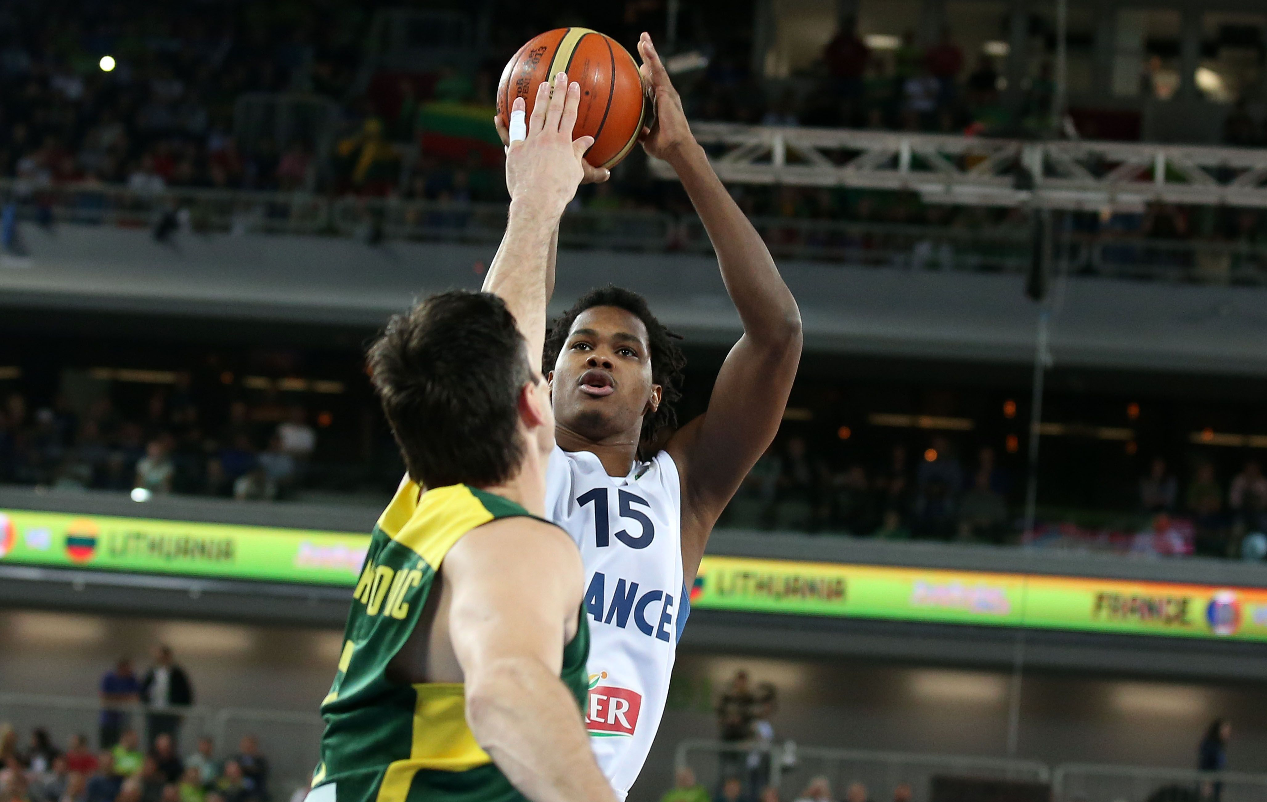 Basket - Pro A - Gelabale � Strasbourg? pour un mois
