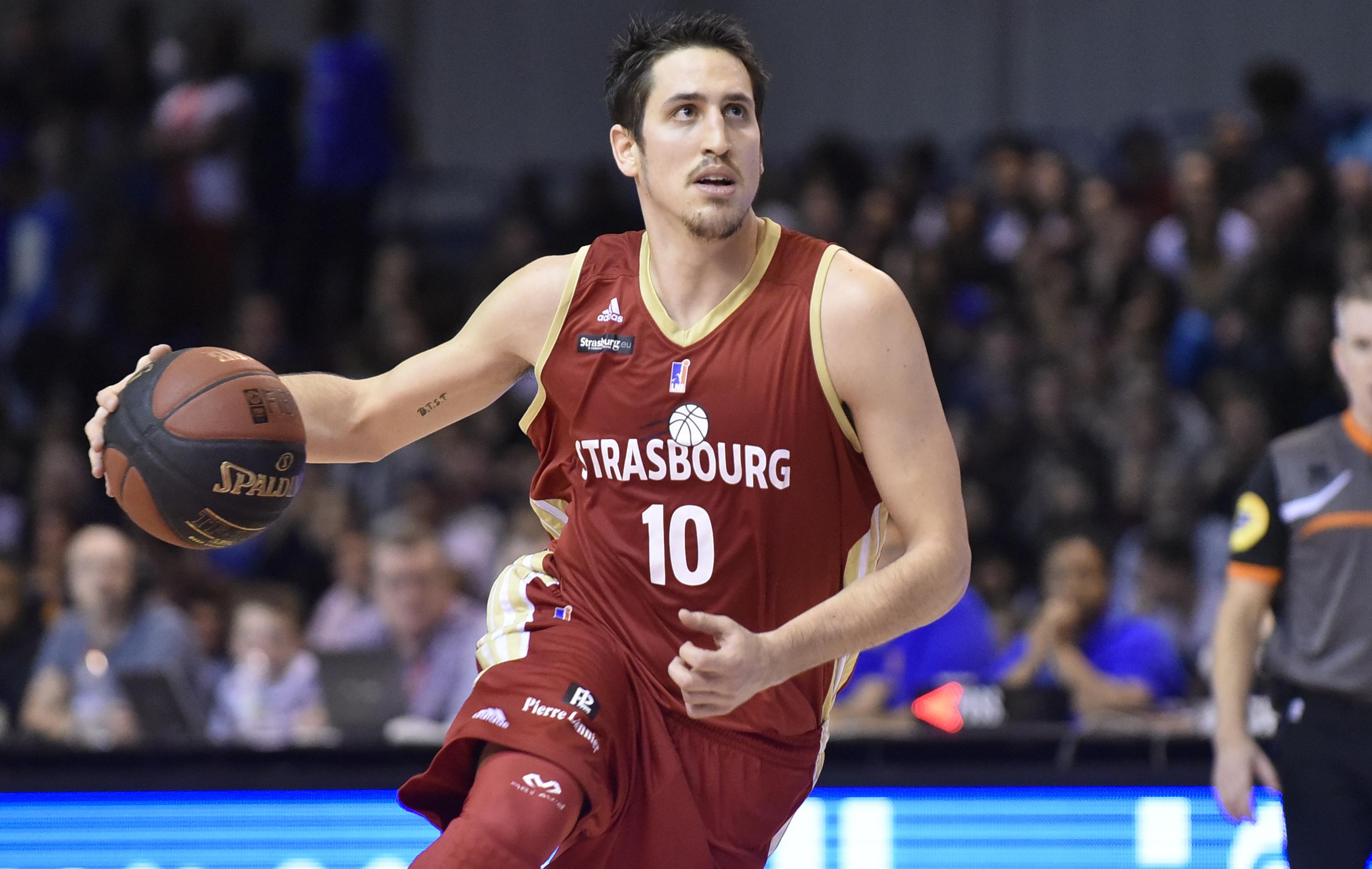 Basket - Pro A - Insatiable Strasbourg !