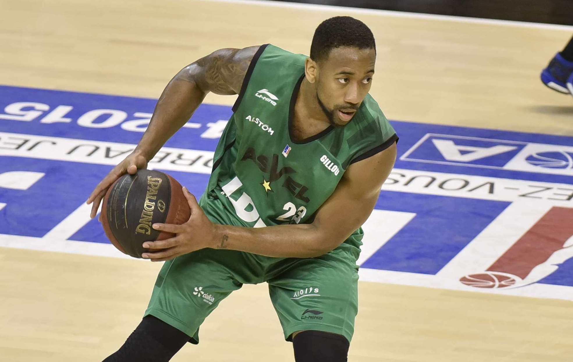Basket - Pro A - L'Asvel en play-offs, Paris et Gravelines sur le carreau