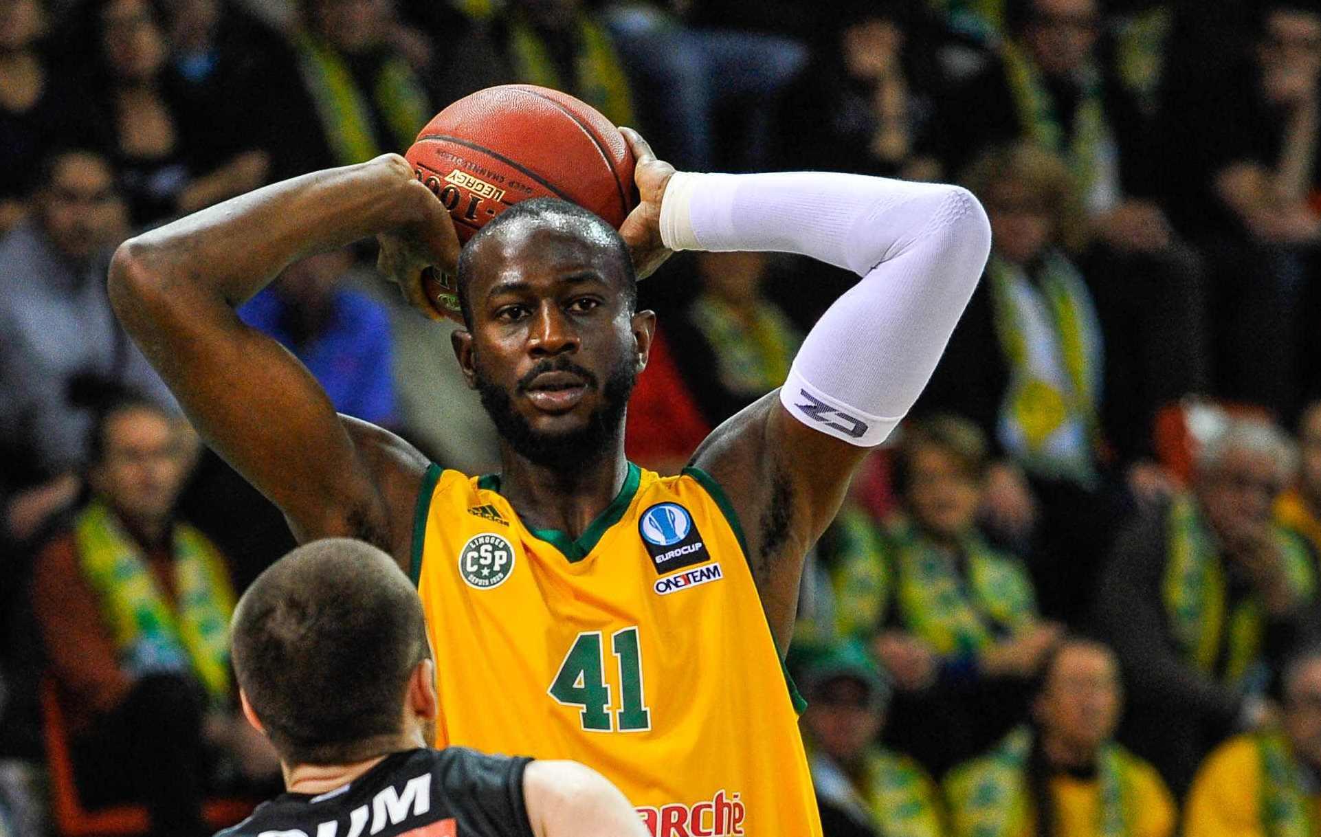 Basket - Pro A - Limoges rejoint le duo de t�te