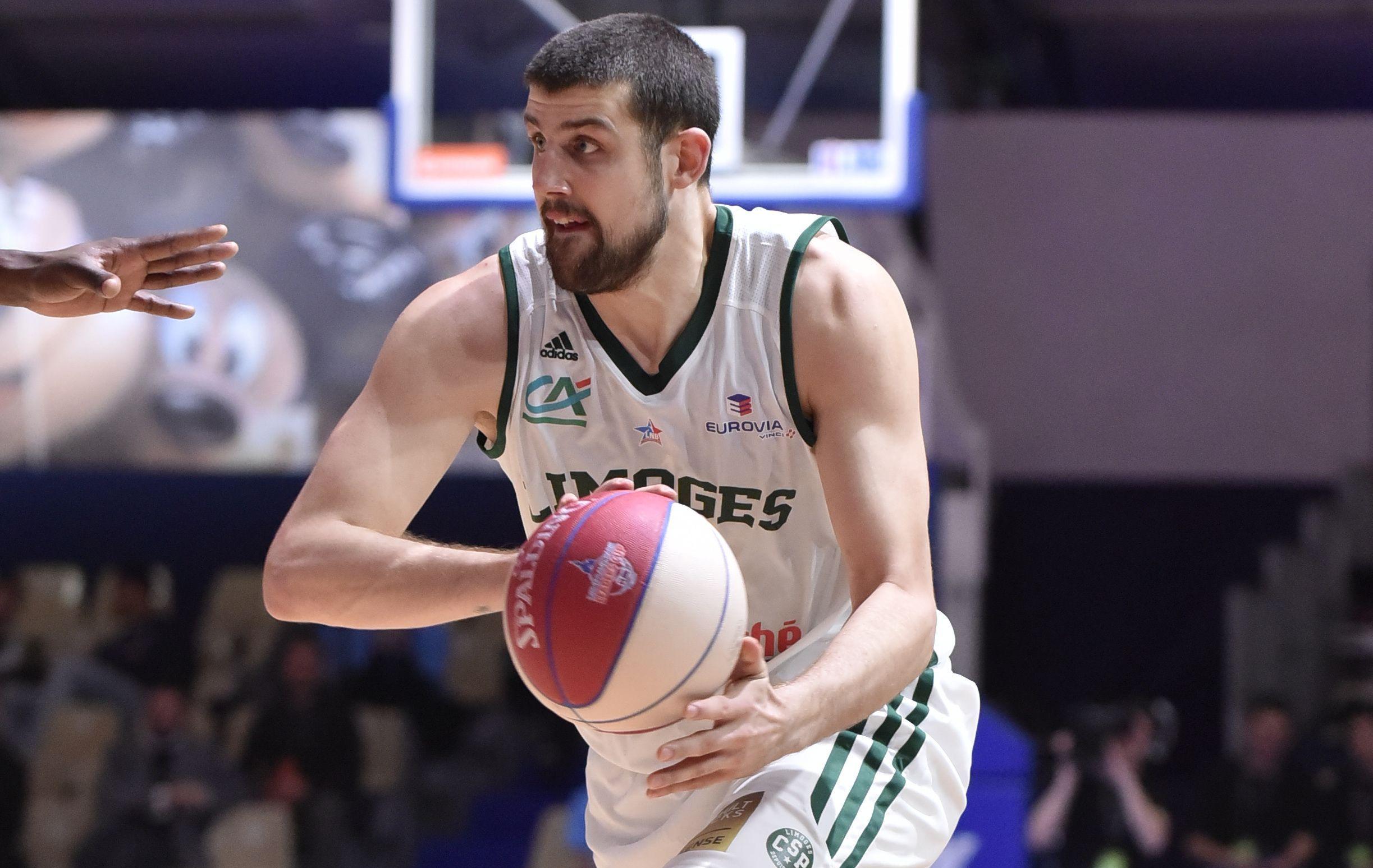 Basket - Pro A - Limoges retrouve Strasbourg en finale