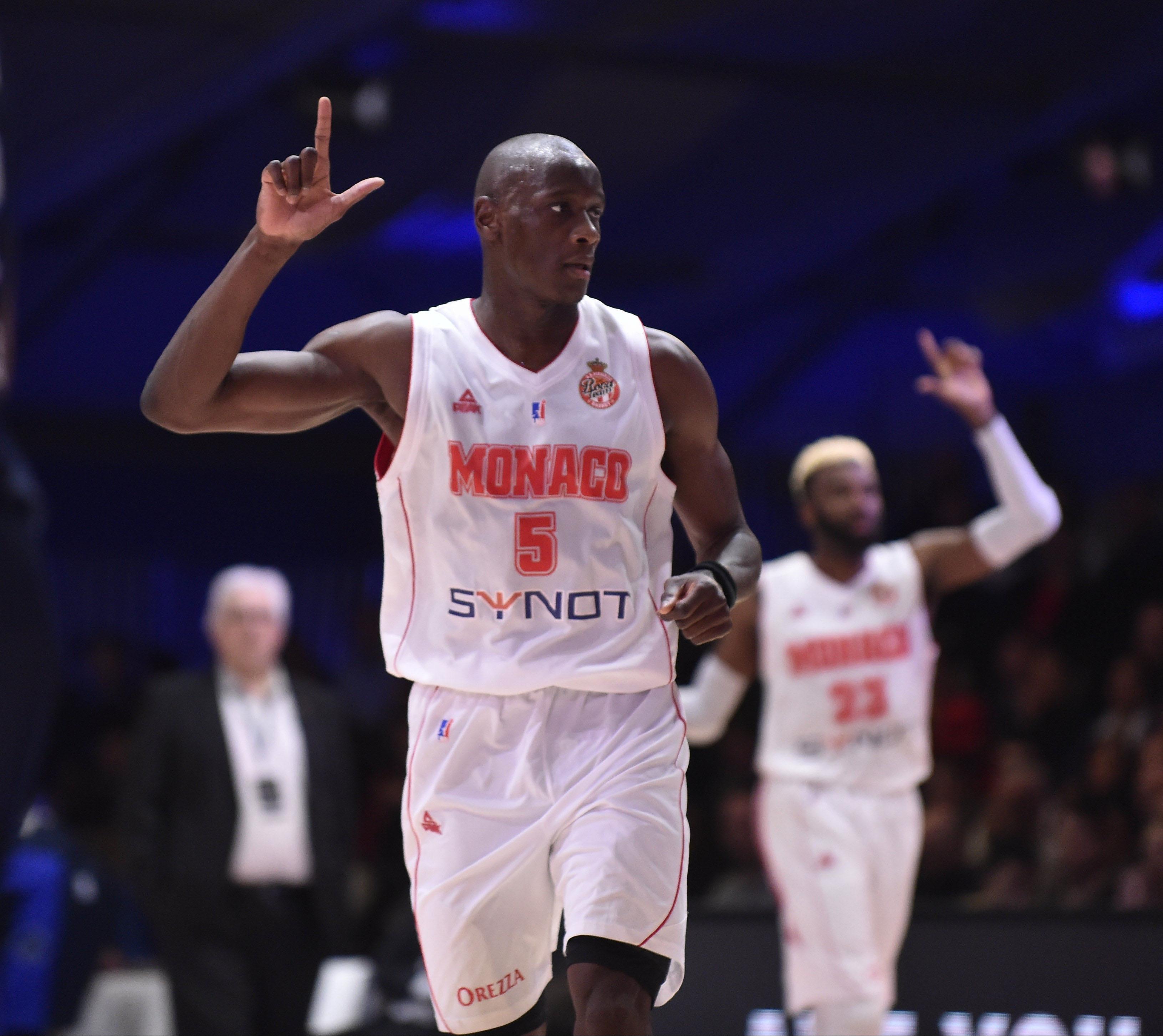 Basket - Pro A - Monaco-Asvel : Amara face à Bandja, c'est maman Sy «qui va être contente»