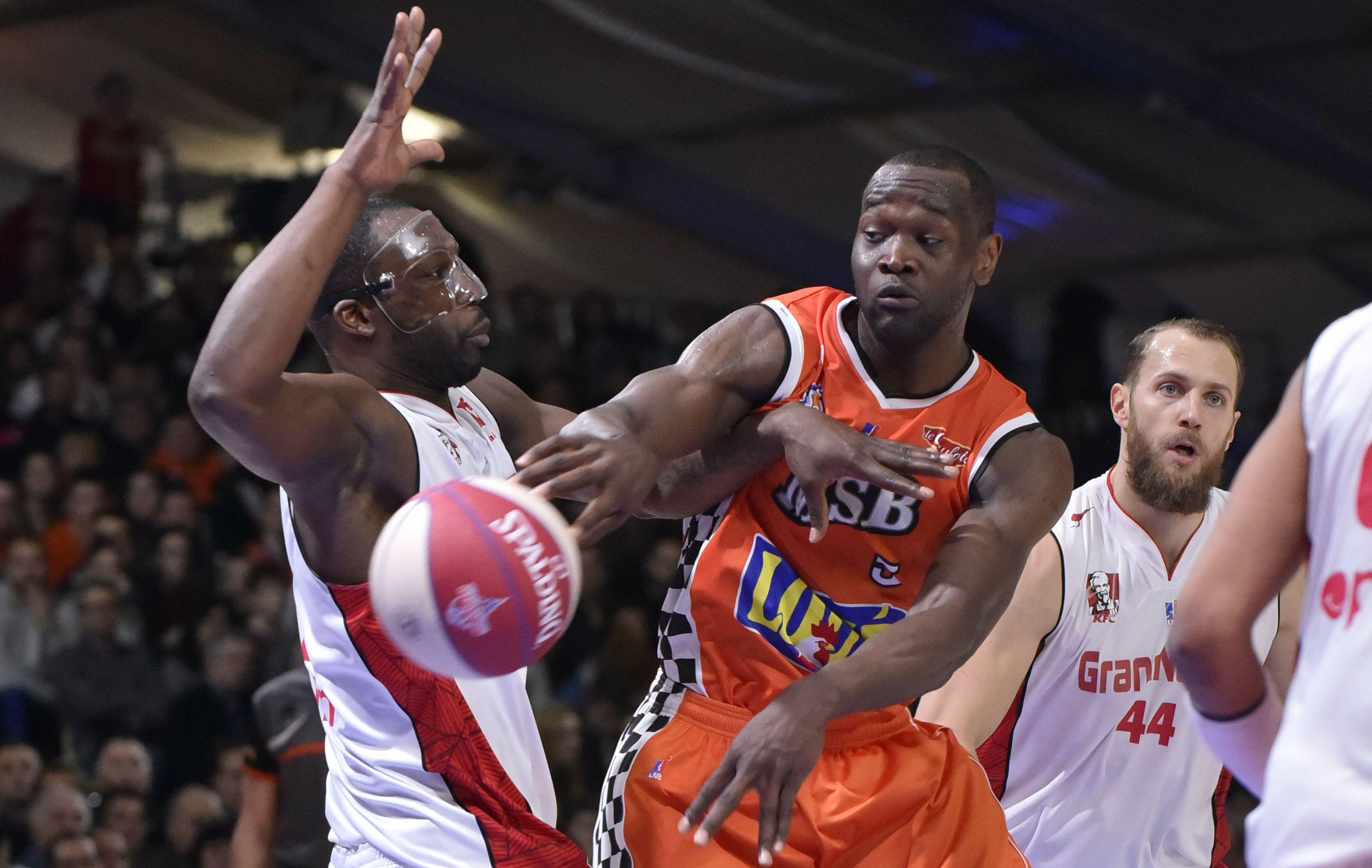 Basket - Pro A - Nancy �sans solution� face au probl�me Kahudi