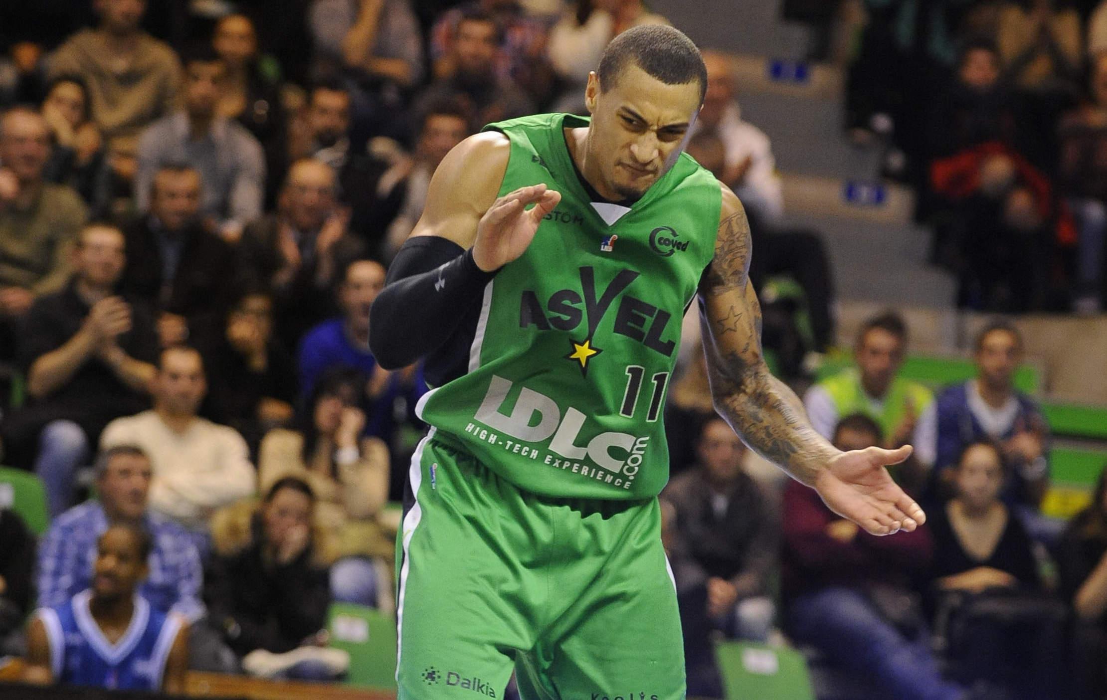 Basket - Pro A - Nanterre et Orl�ans sur les talons de l'Asvel