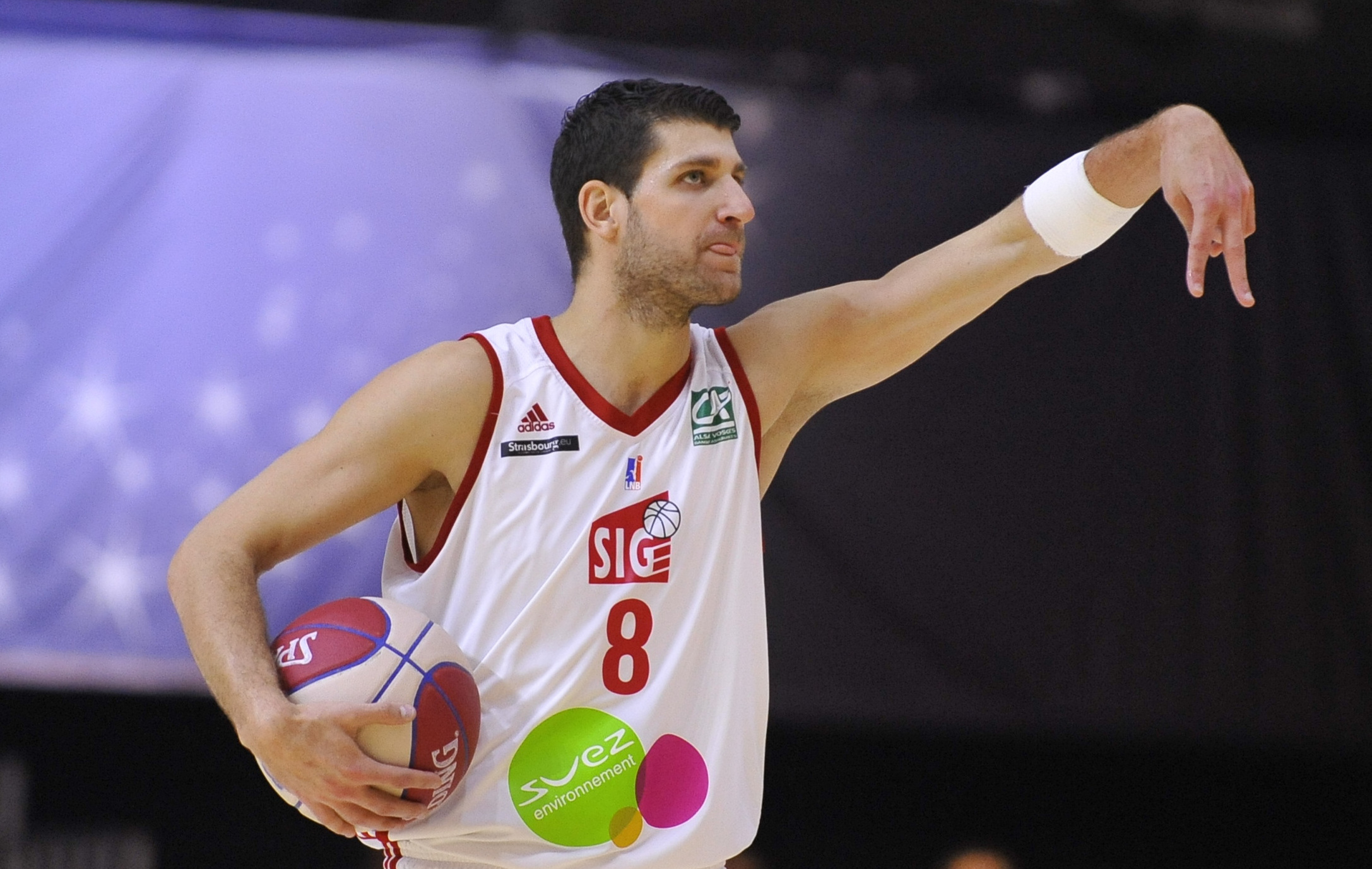 Basket - Pro A - Strabourg prend sa revanche