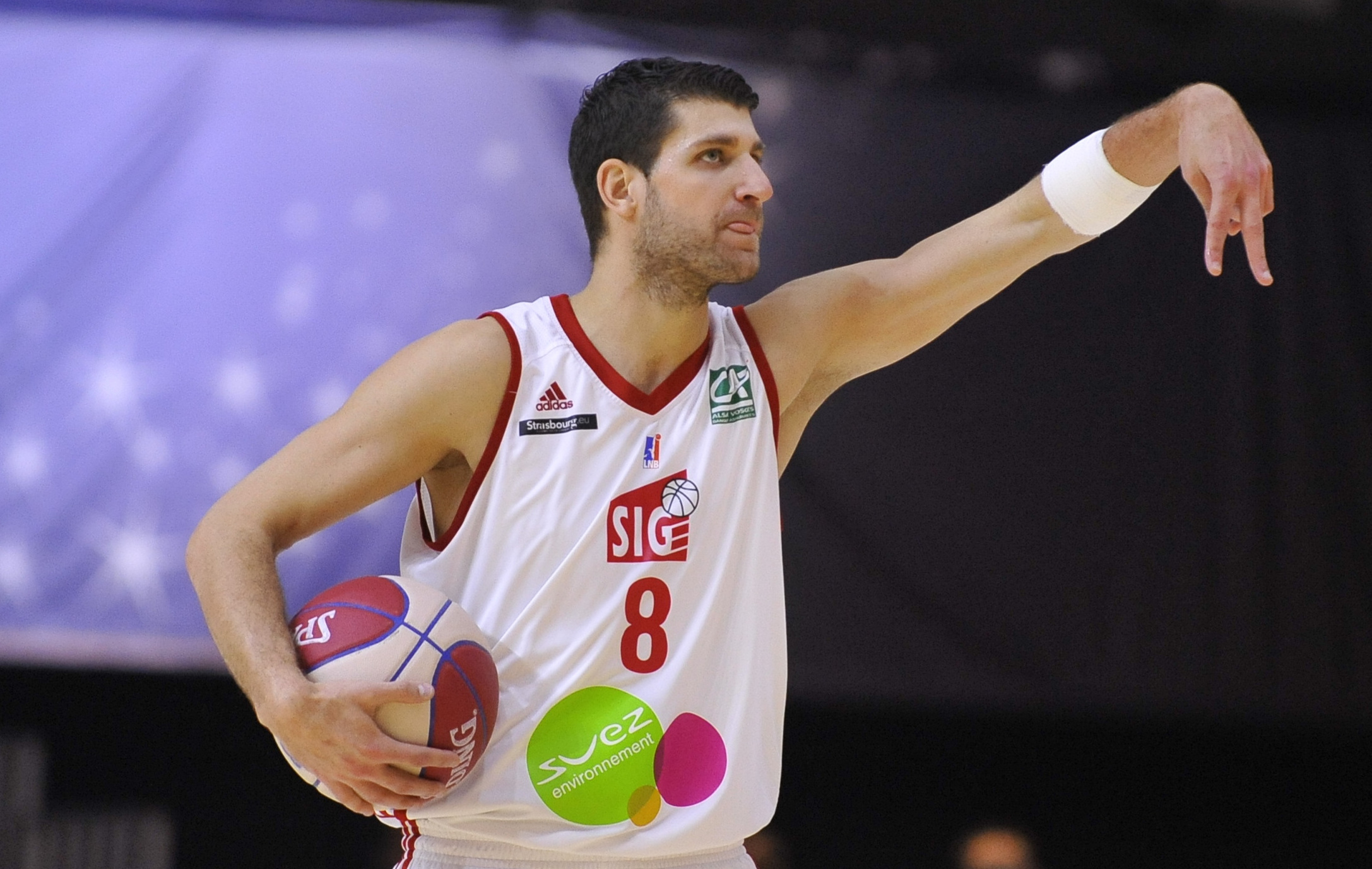 Basket - Pro A - Strasbourg assure en attendant le choc