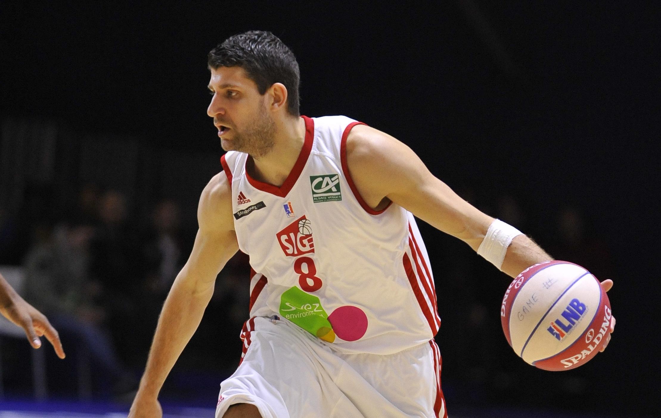 Basket - Pro A - Strasbourg enfonce Pau