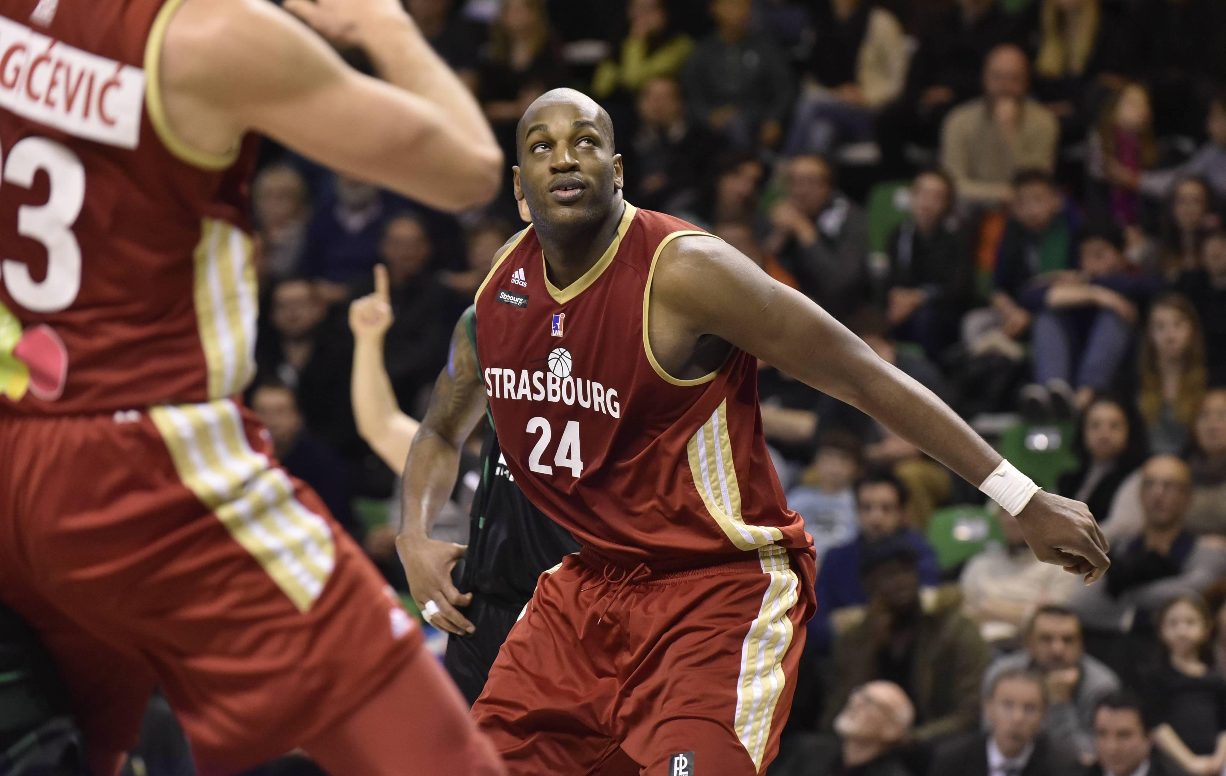 Basket - Pro A - Strasbourg s'en sort par miracle devant Chalon
