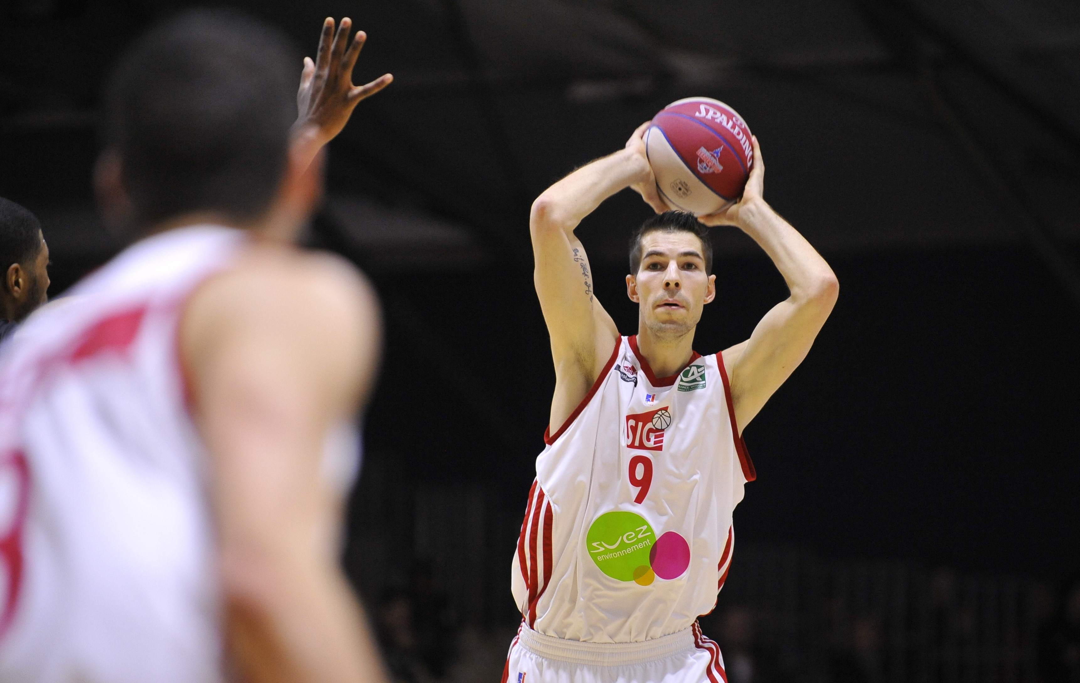 Basket - Pro A - Strasbourg seul aux commandes