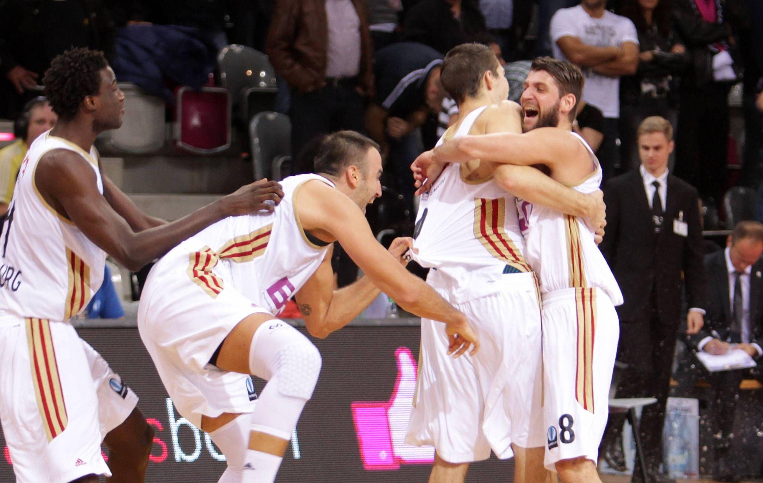 Basket - Pro A - Strasbourg toujours parfait
