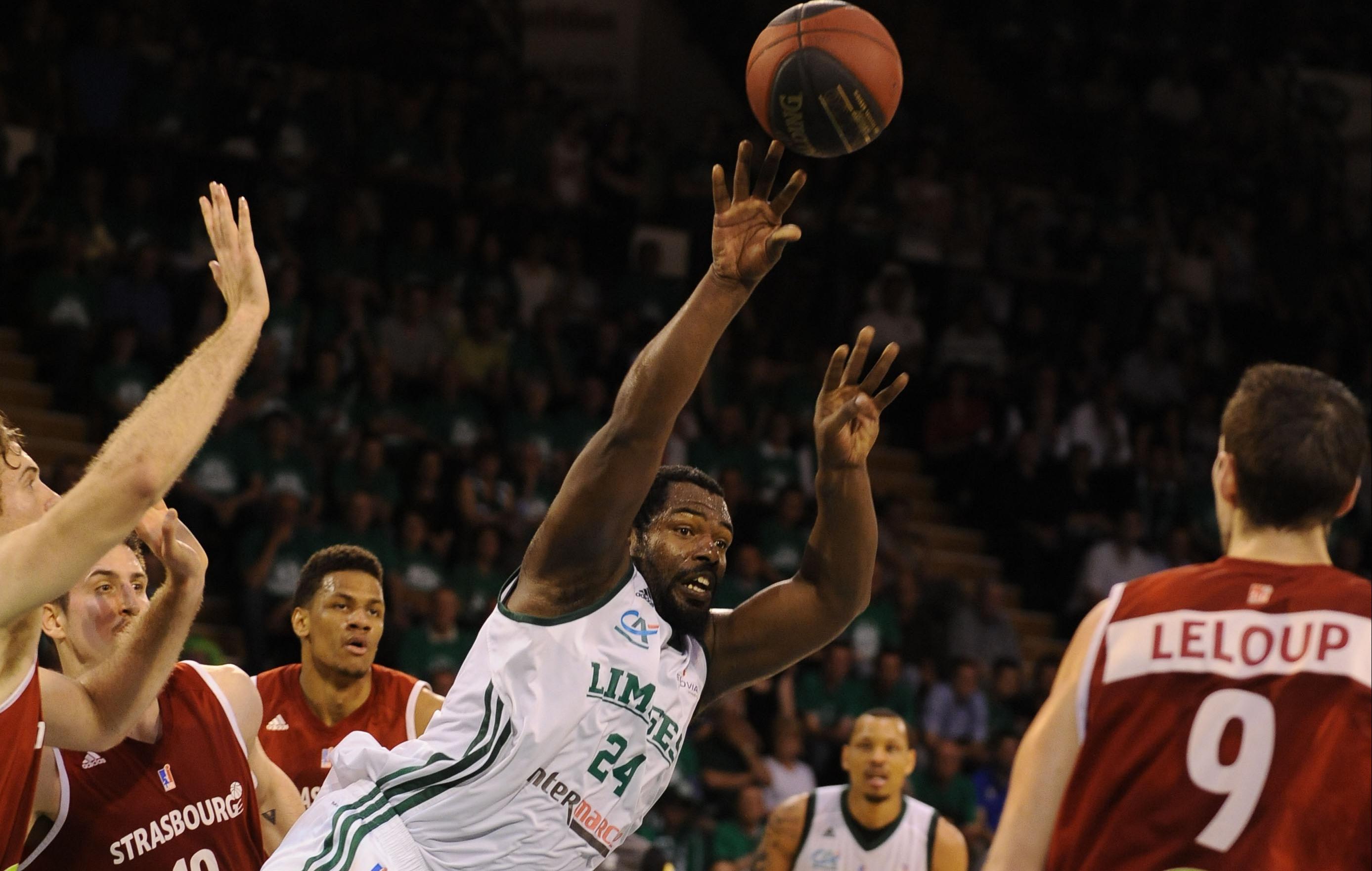 Basket - Pro A - Strasbourg trop fort pour Limoges