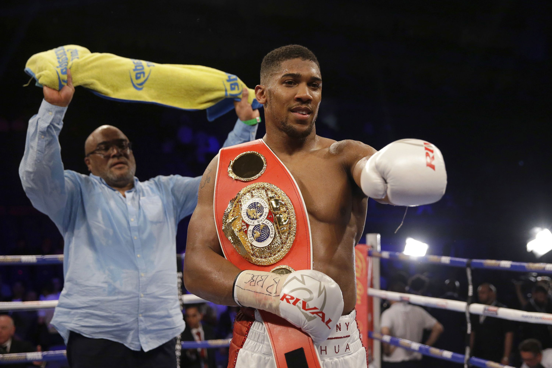 Boxe - Anthony Joshua poursuit son parcours parfait